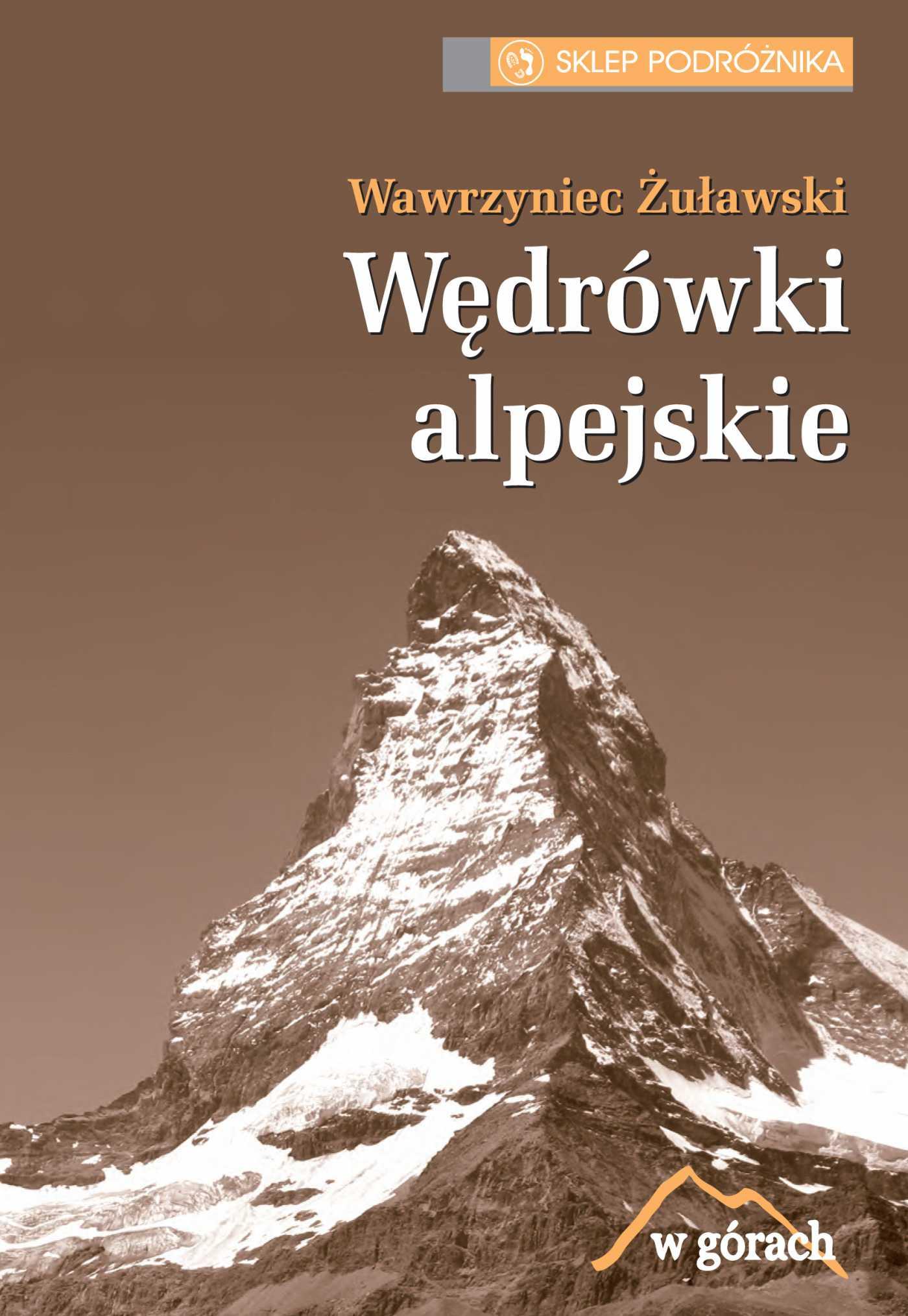 Wędrówki alpejskie - Ebook (Książka na Kindle) do pobrania w formacie MOBI