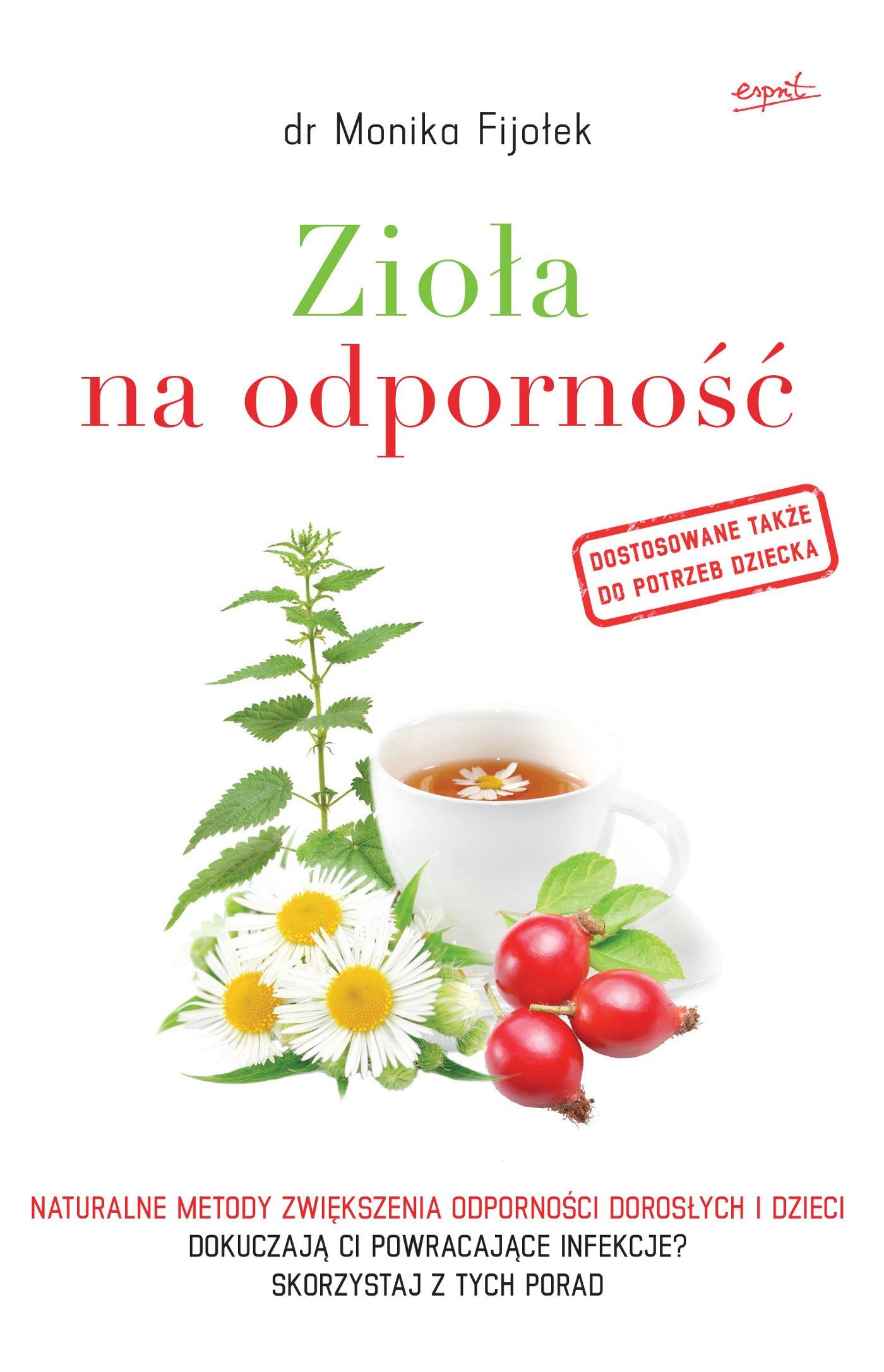 Zioła na odporność - Ebook (Książka EPUB) do pobrania w formacie EPUB