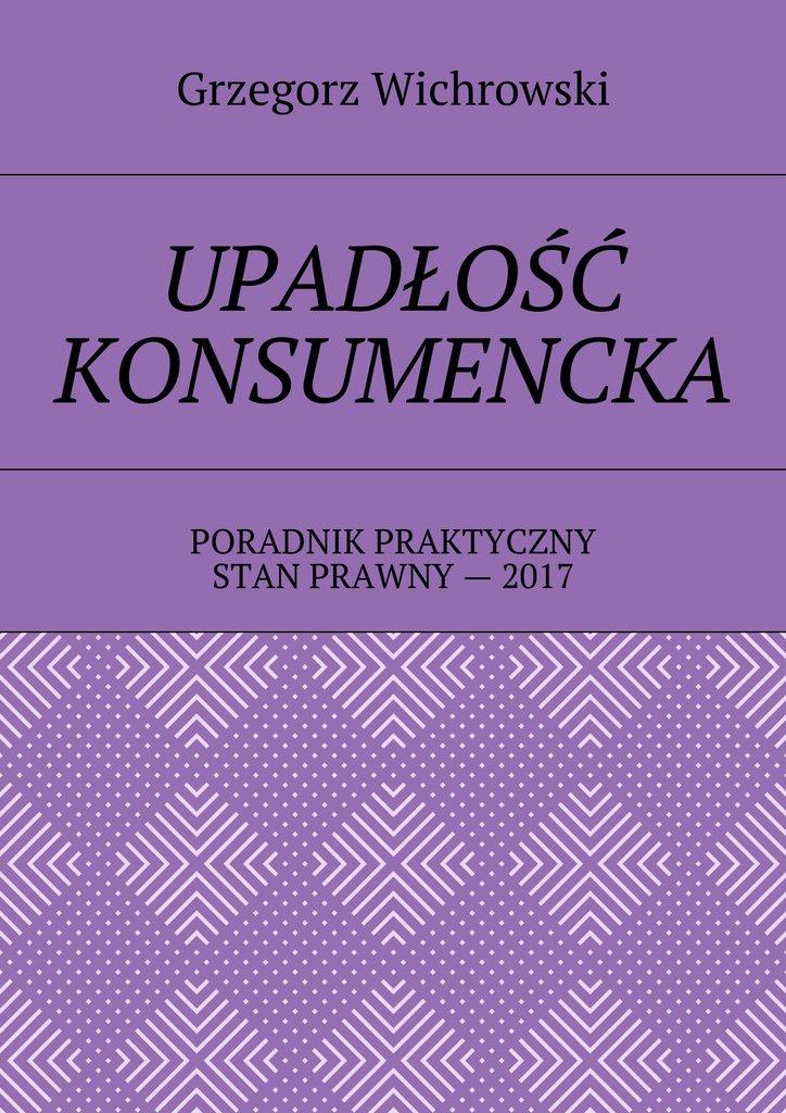 Upadłość konsumencka - Ebook (Książka EPUB) do pobrania w formacie EPUB