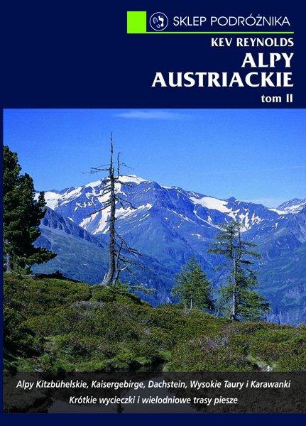 Alpy austriackie. Tom II - Ebook (Książka na Kindle) do pobrania w formacie MOBI