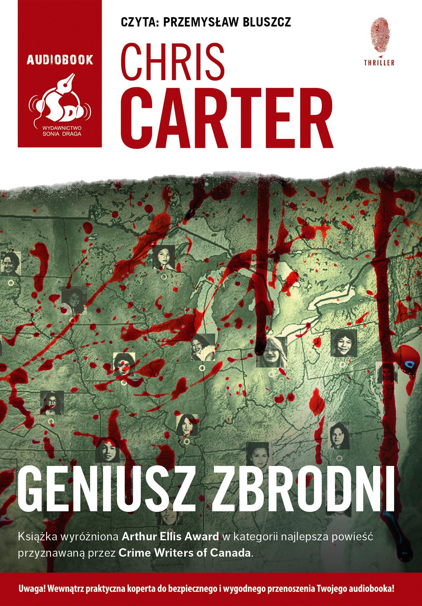 Geniusz zbrodni - Audiobook (Książka audio MP3) do pobrania w całości w archiwum ZIP