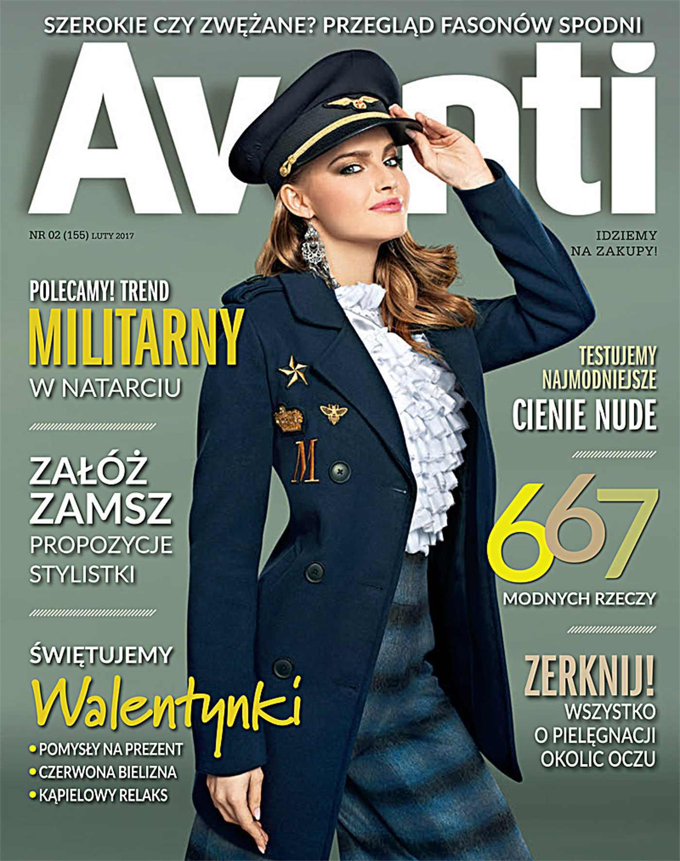 Avanti 2/2017 - Ebook (Książka PDF) do pobrania w formacie PDF