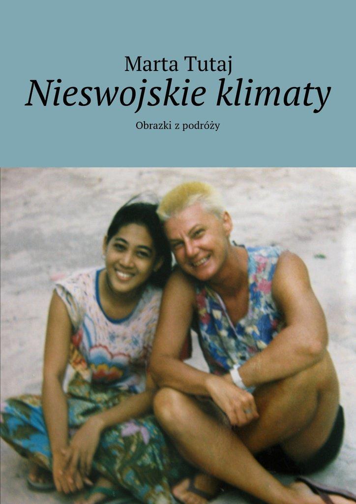 Nieswojskie klimaty - Ebook (Książka na Kindle) do pobrania w formacie MOBI