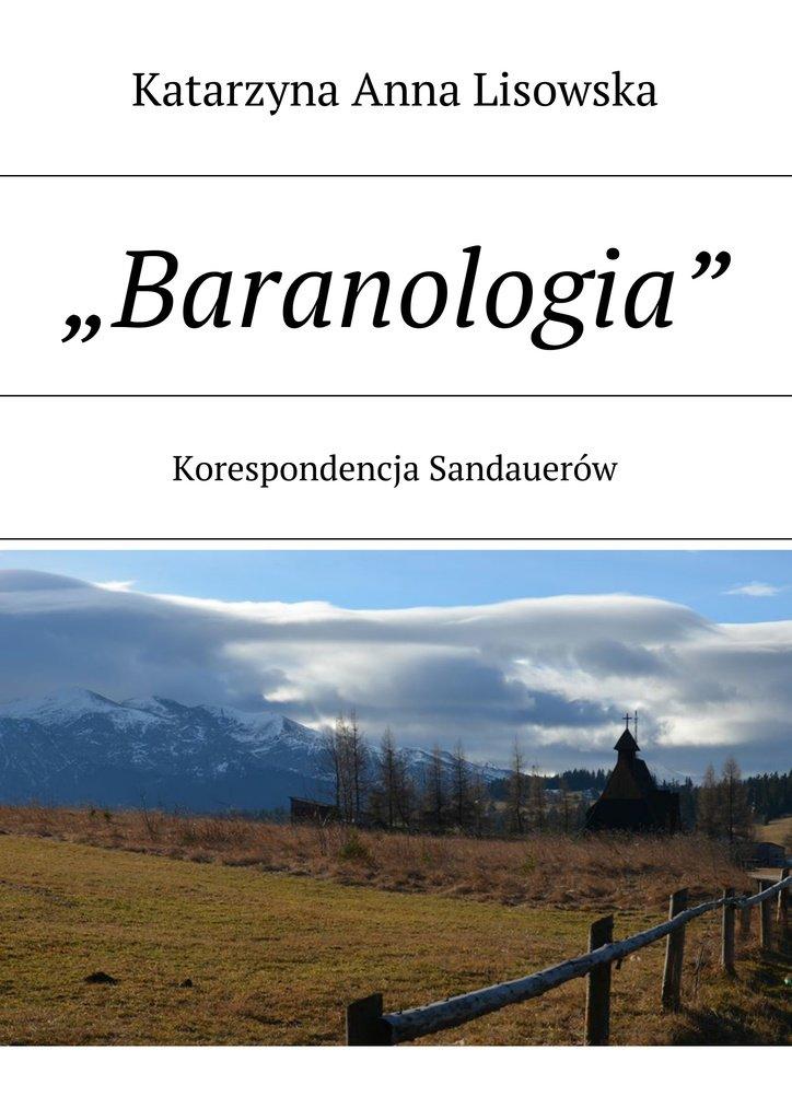 Baranologia - Ebook (Książka EPUB) do pobrania w formacie EPUB