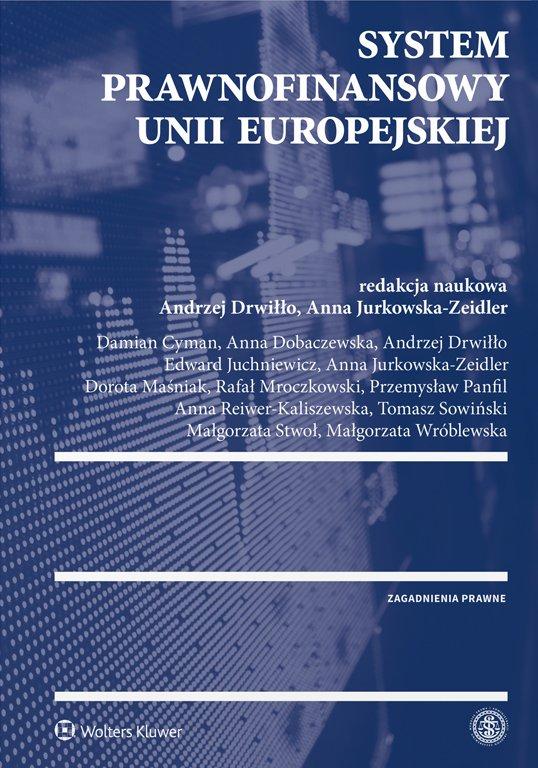 System prawnofinansowy Unii Europejskiej - Ebook (Książka PDF) do pobrania w formacie PDF