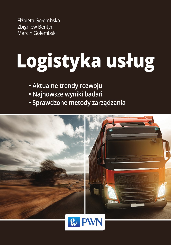 Logistyka usług - Ebook (Książka EPUB) do pobrania w formacie EPUB