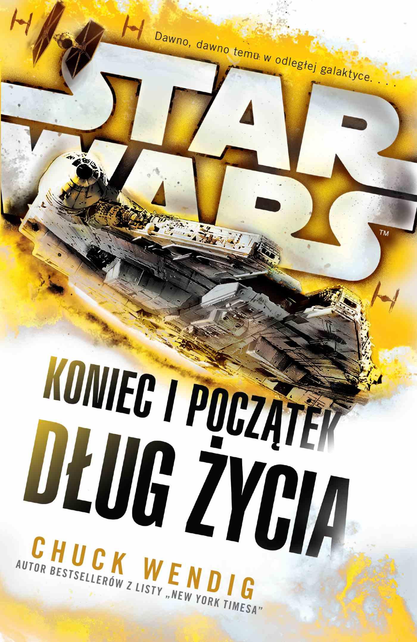 Star Wars. Koniec i początek. Dług życia - Ebook (Książka na Kindle) do pobrania w formacie MOBI