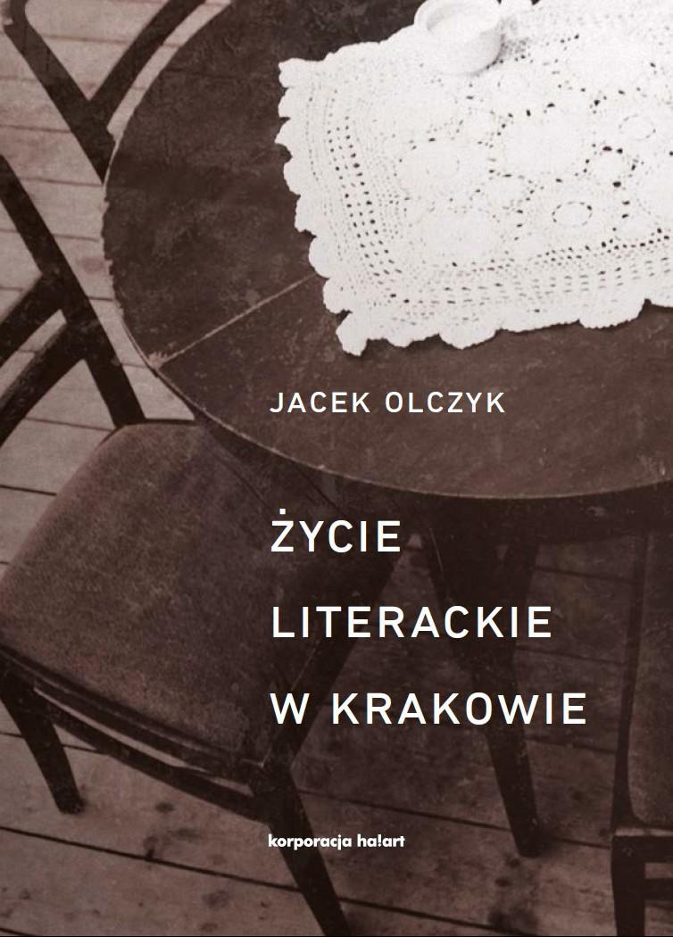 Życie literackie w Krakowie - Ebook (Książka EPUB) do pobrania w formacie EPUB