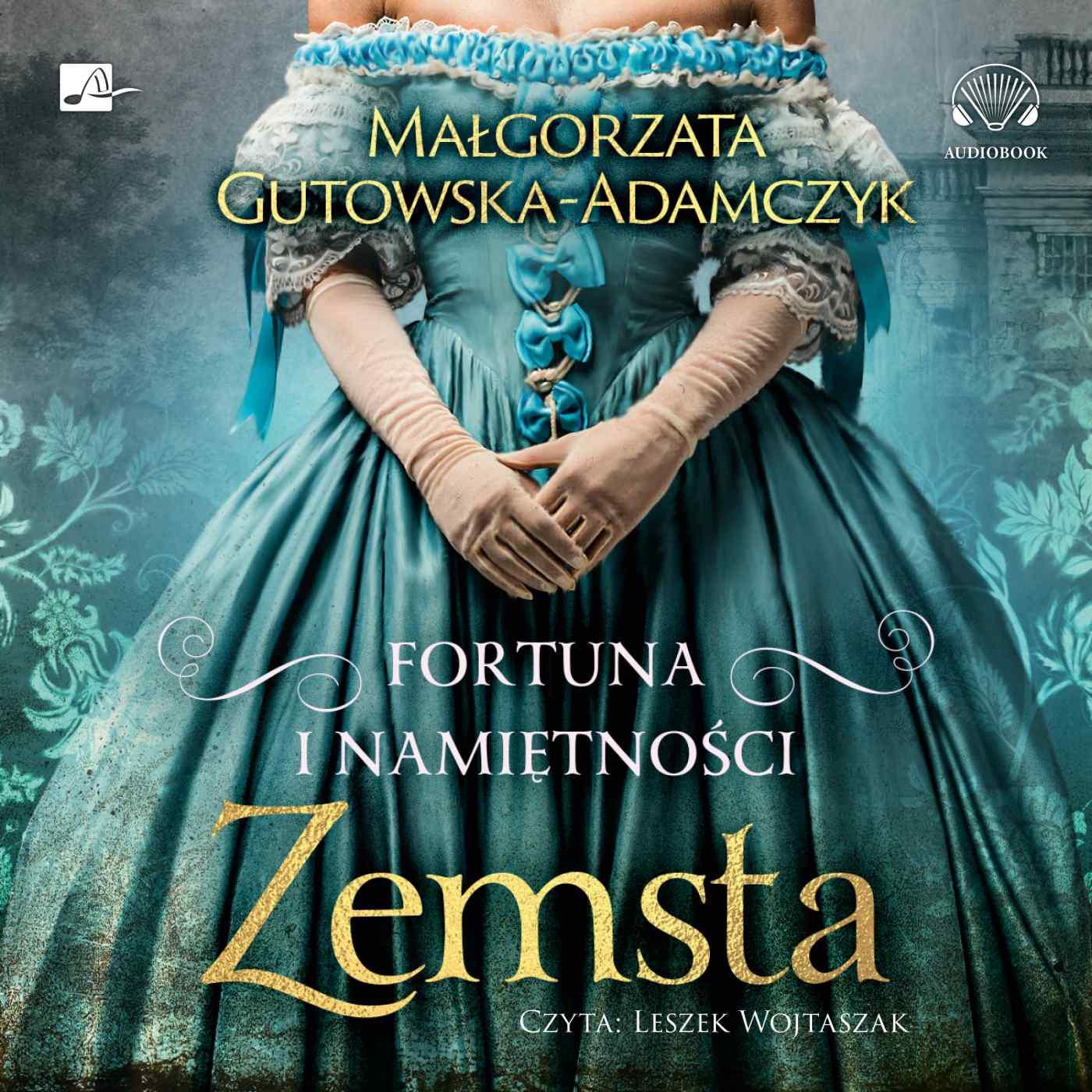 Fortuna i namiętności. Zemsta - Audiobook (Książka audio MP3) do pobrania w całości w archiwum ZIP