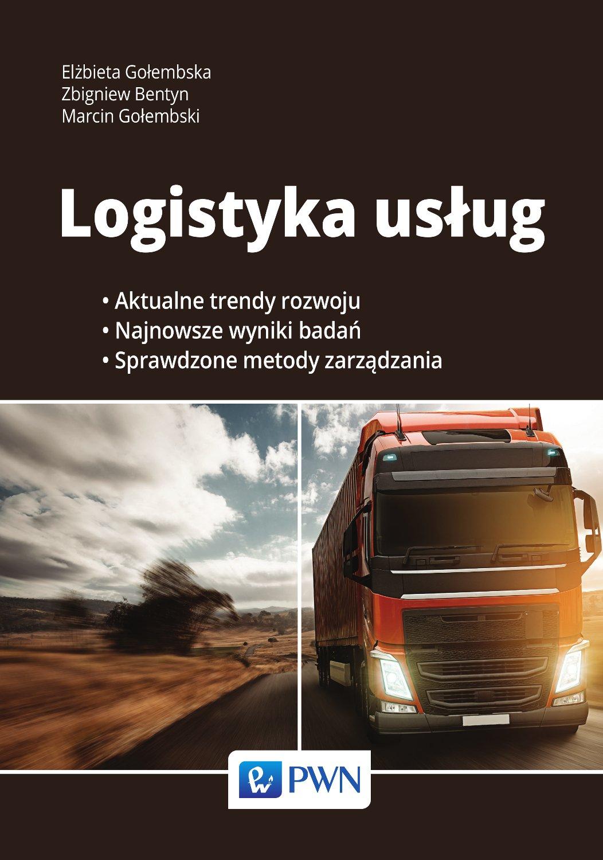 Logistyka usług - Ebook (Książka na Kindle) do pobrania w formacie MOBI