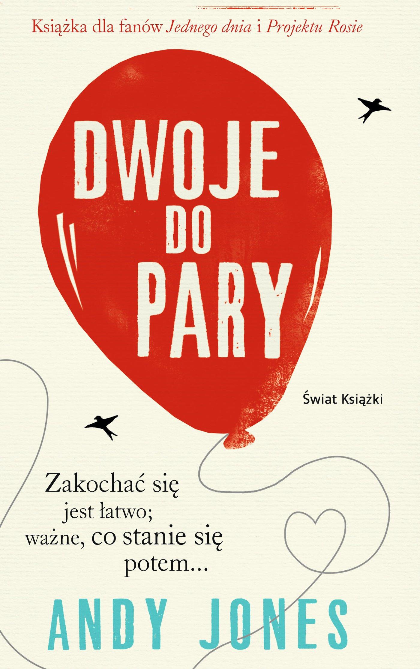 Dwoje do pary - Ebook (Książka EPUB) do pobrania w formacie EPUB