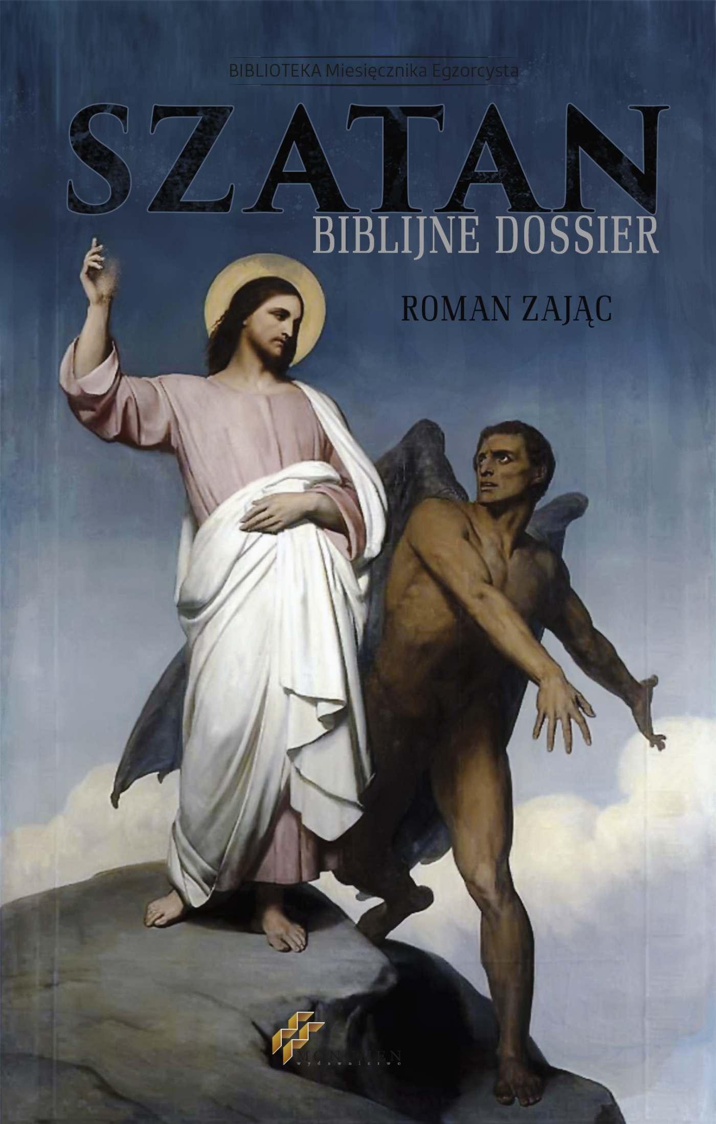 Szatan Biblijne Dossier - Ebook (Książka EPUB) do pobrania w formacie EPUB