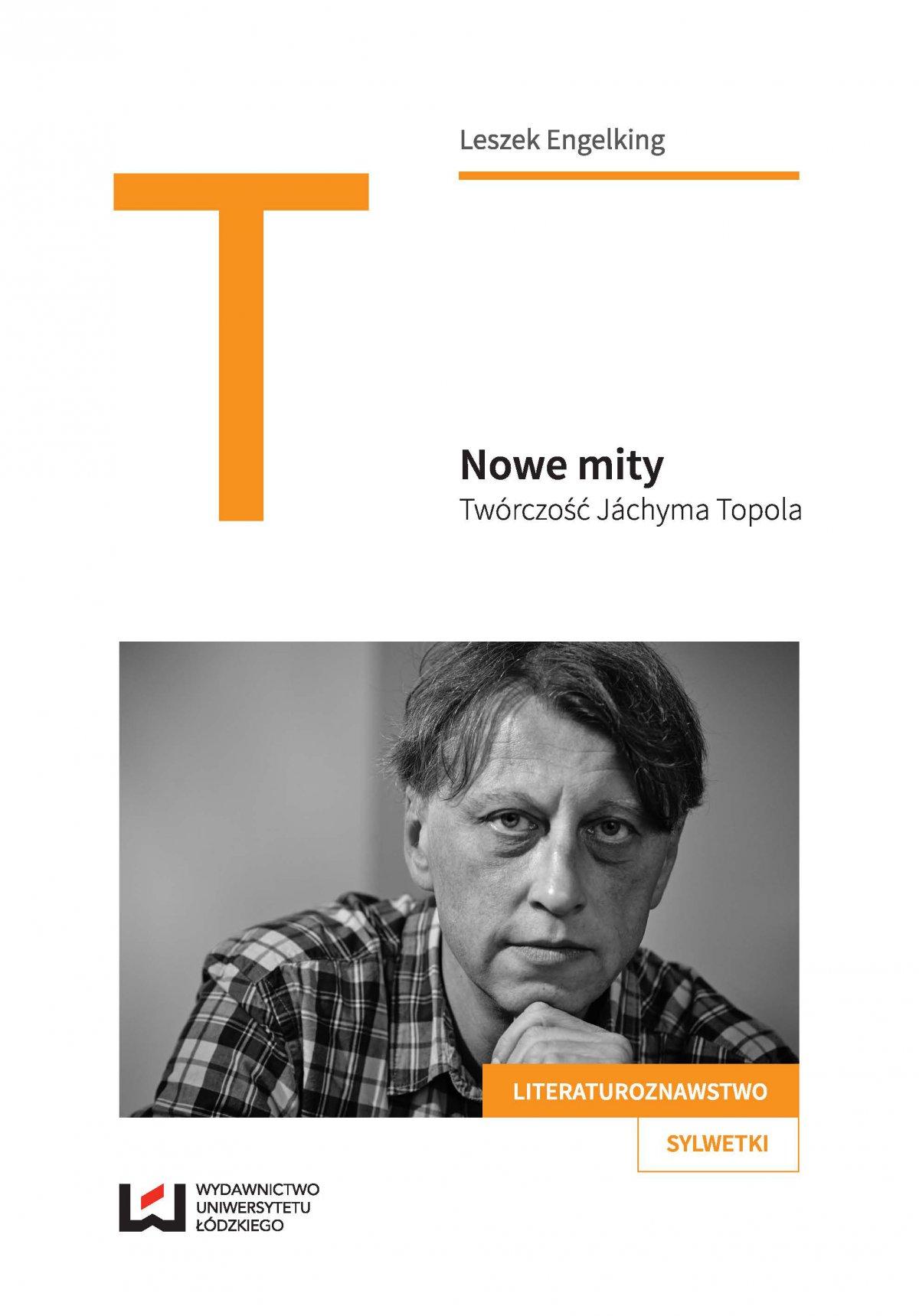Nowe mity. Twórczość Jáchyma Topola - Ebook (Książka EPUB) do pobrania w formacie EPUB
