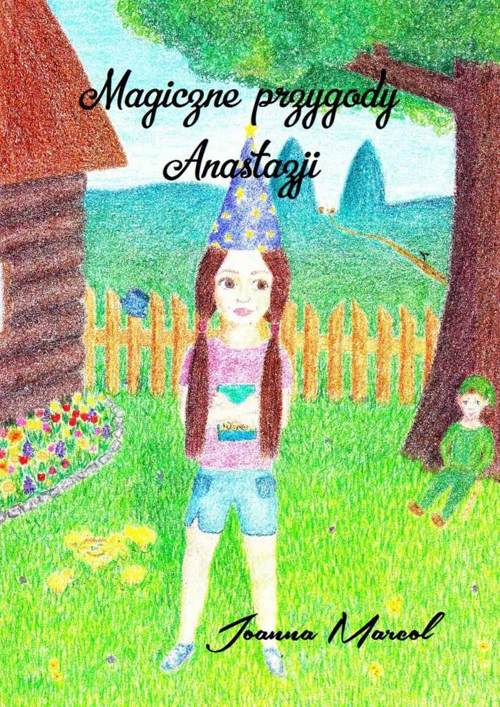 Magiczne przygody Anastazji - Ebook (Książka EPUB) do pobrania w formacie EPUB
