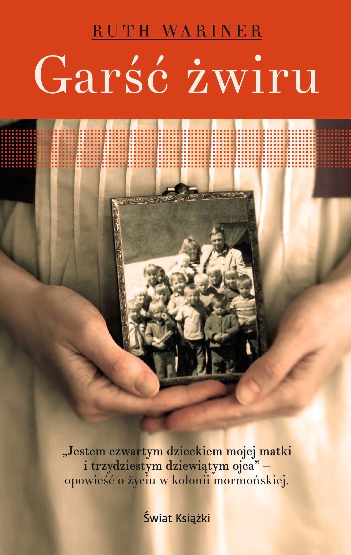 Garść żwiru - Ebook (Książka na Kindle) do pobrania w formacie MOBI