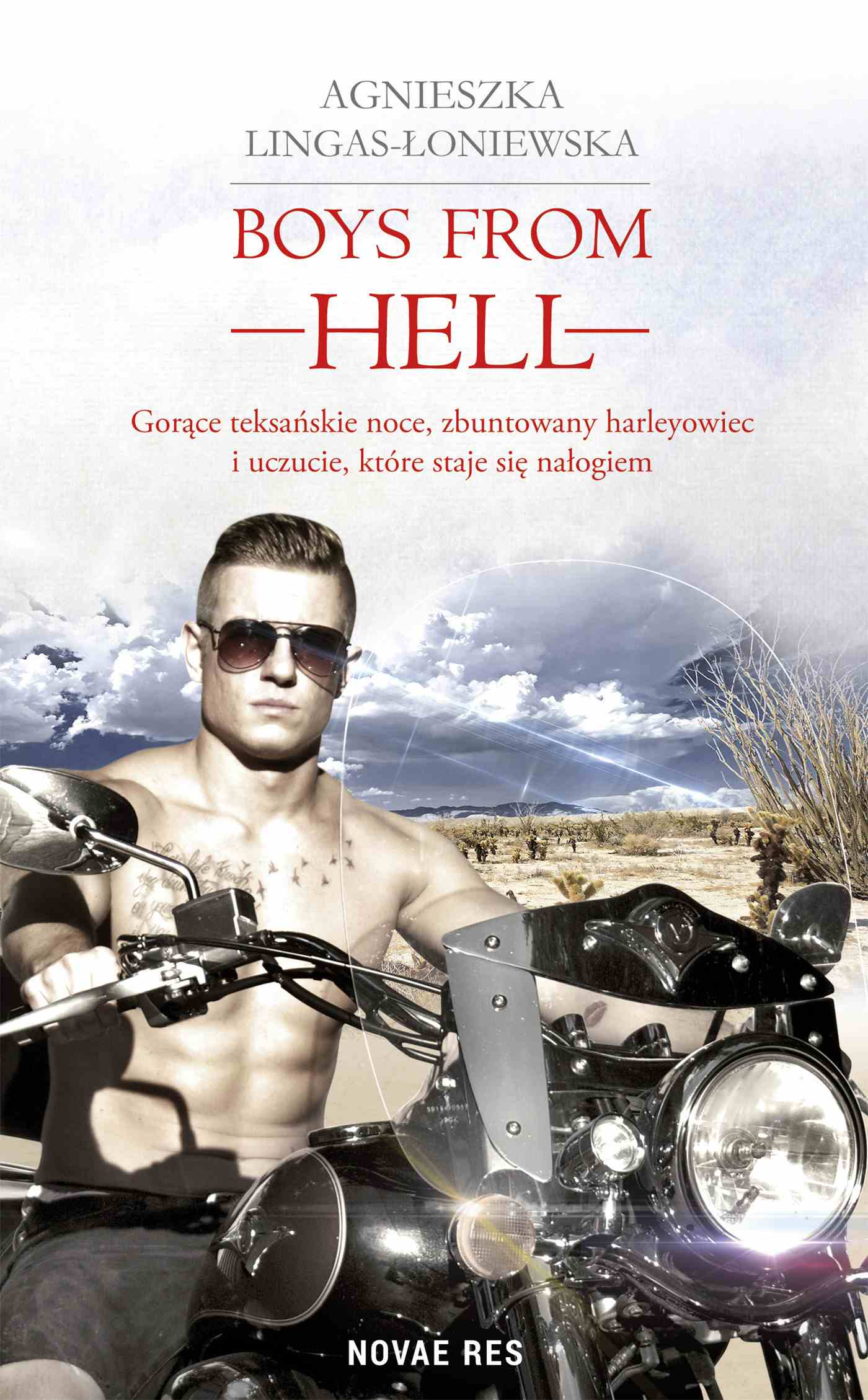 Boys from Hell - Ebook (Książka EPUB) do pobrania w formacie EPUB