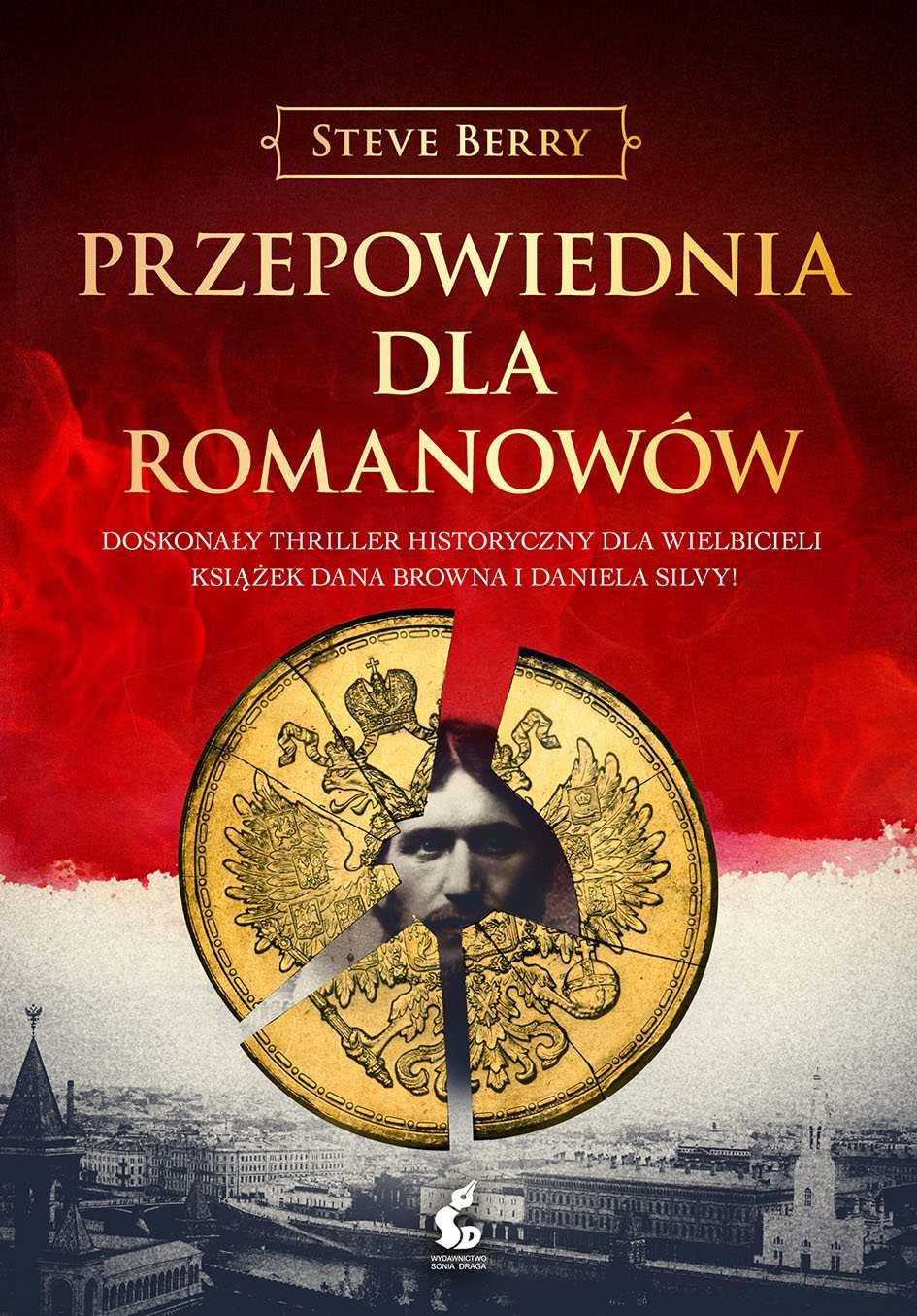 Przepowiednia dla Romanowów - Ebook (Książka EPUB) do pobrania w formacie EPUB