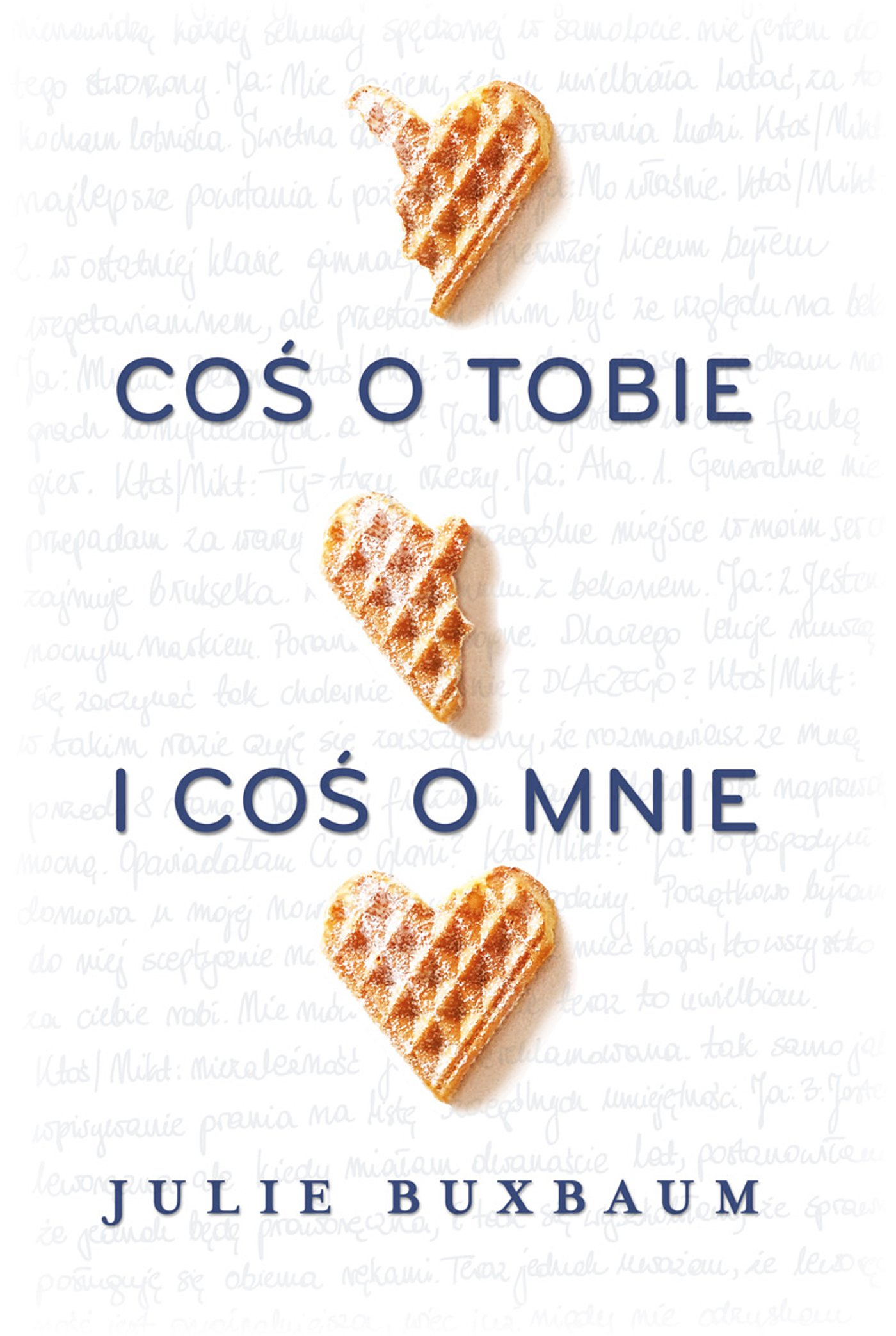 Coś o tobie i coś o mnie - Ebook (Książka na Kindle) do pobrania w formacie MOBI