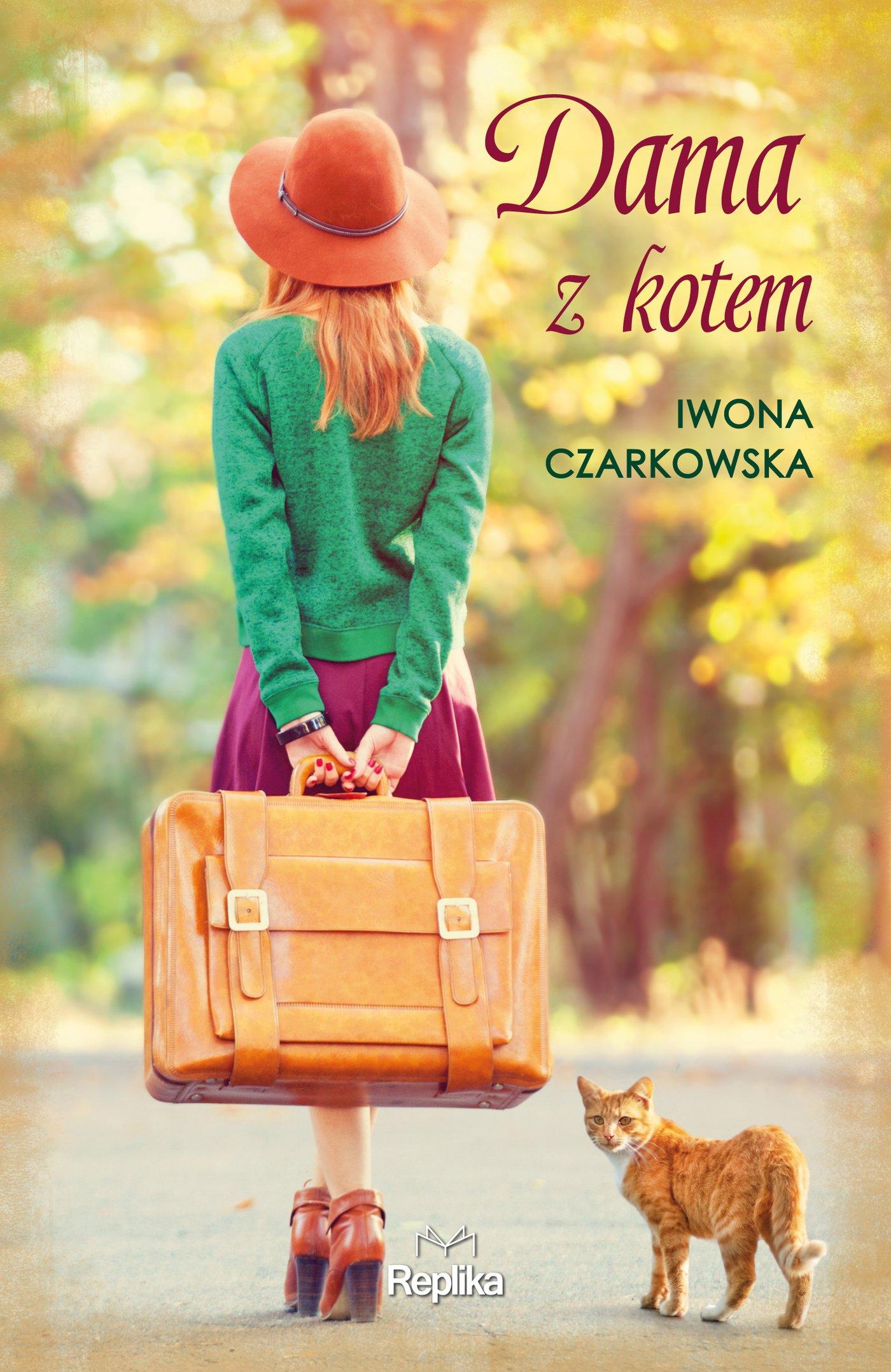 Dama z kotem - Ebook (Książka na Kindle) do pobrania w formacie MOBI
