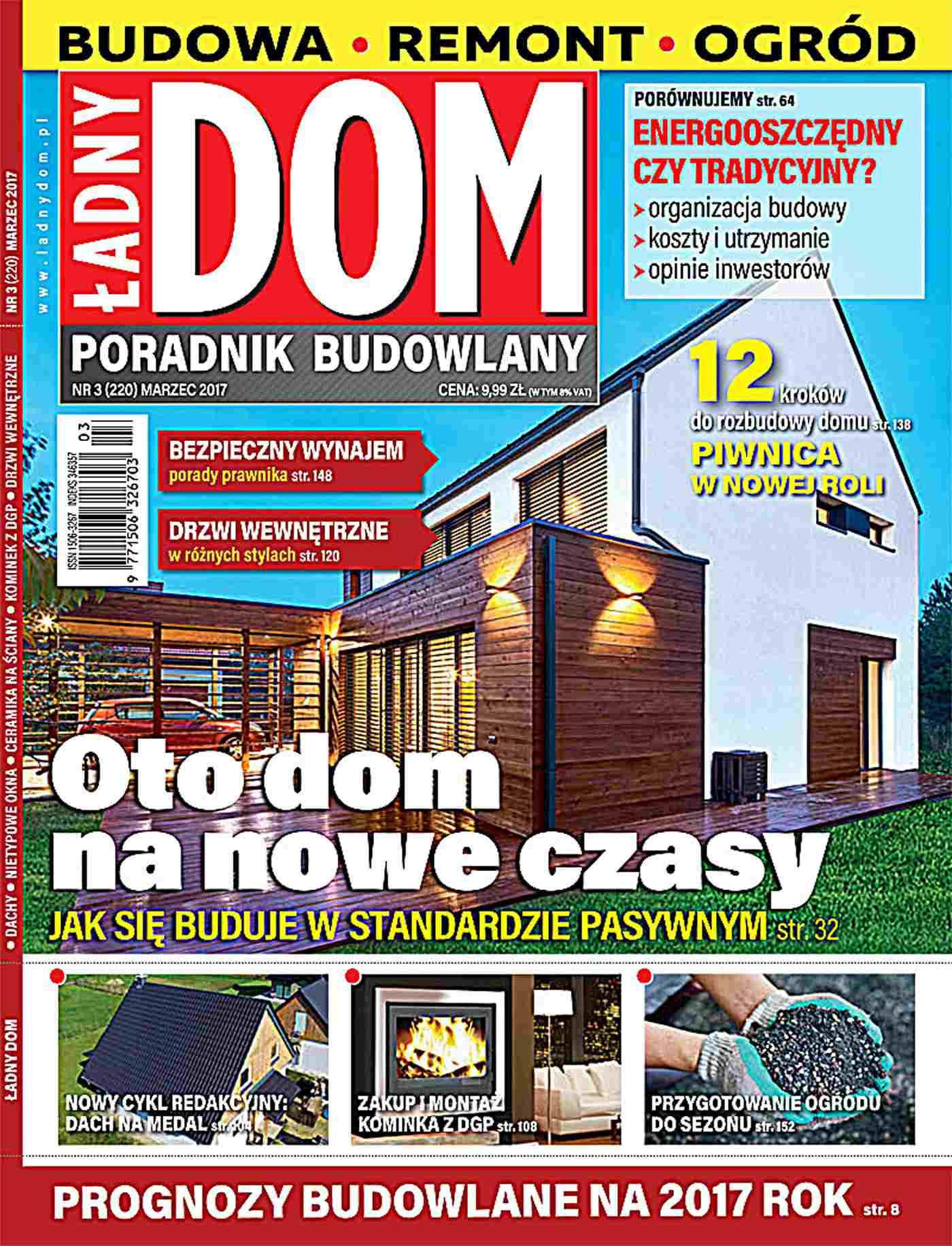 Ładny Dom 3/2017 - Ebook (Książka PDF) do pobrania w formacie PDF