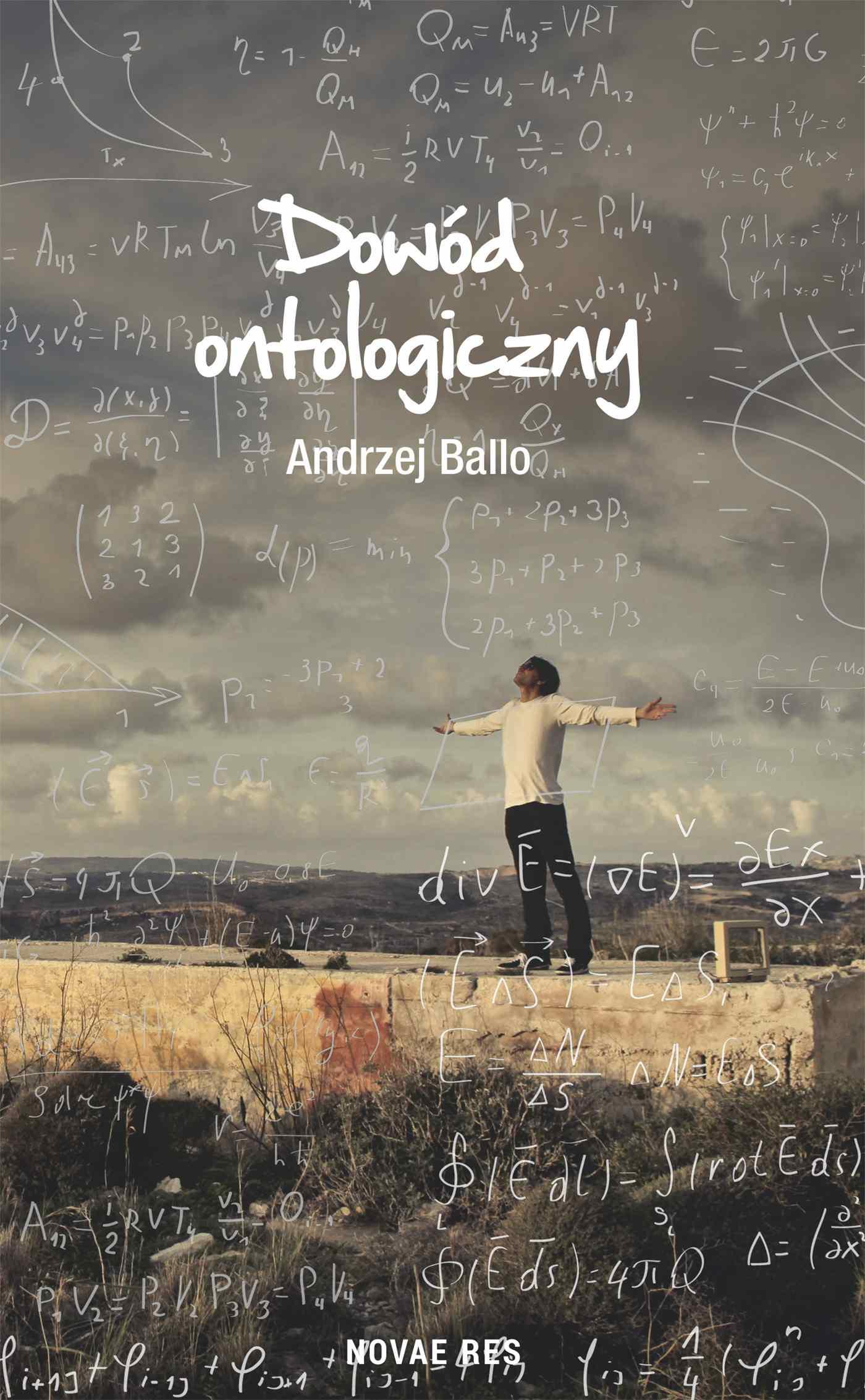 Dowód ontologiczny - Ebook (Książka EPUB) do pobrania w formacie EPUB