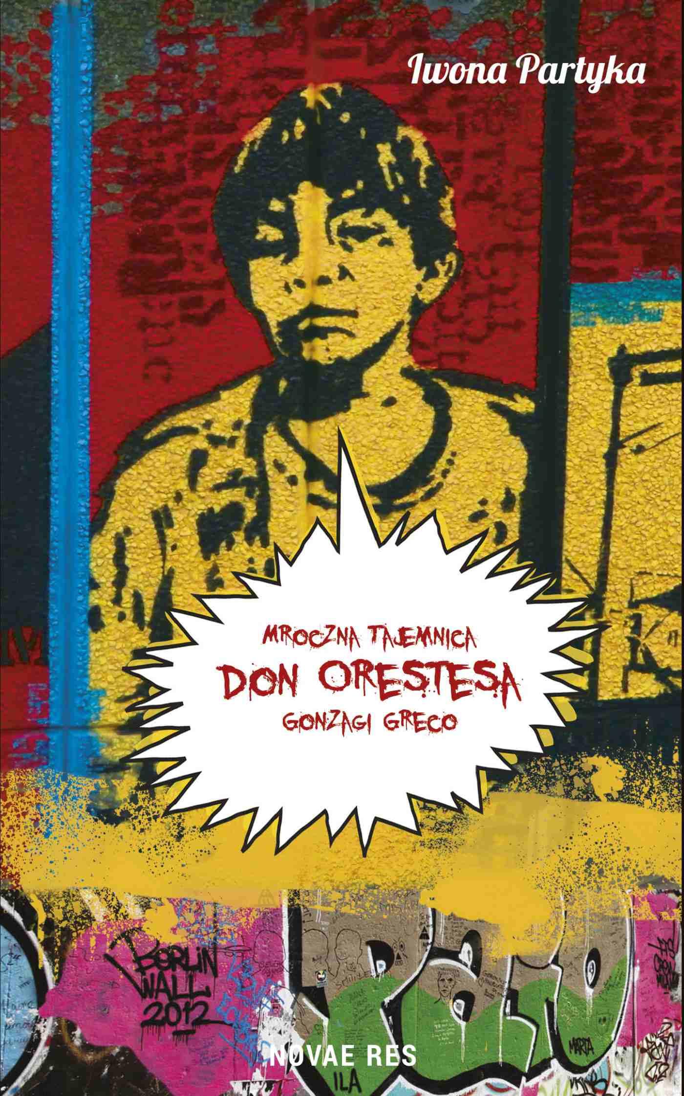 Mroczna tajemnica Don Orestesa Gonzagi Greco - Ebook (Książka EPUB) do pobrania w formacie EPUB