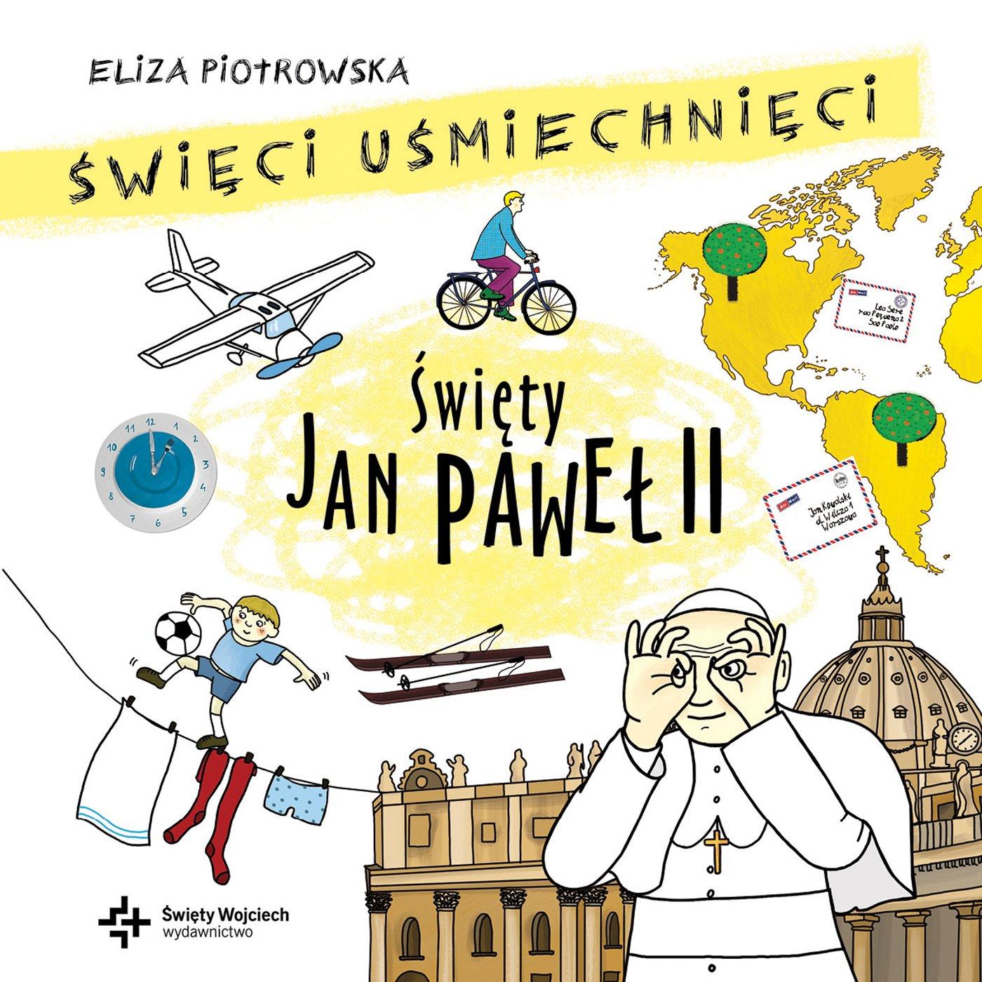 Święty Jan Paweł II - Audiobook (Książka audio MP3) do pobrania w całości w archiwum ZIP