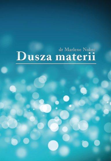 Dusza materii - Ebook (Książka EPUB) do pobrania w formacie EPUB