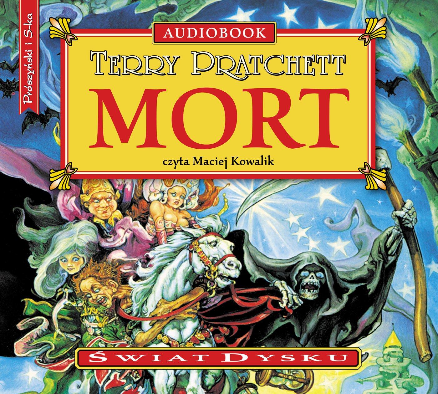 Mort - Audiobook (Książka audio MP3) do pobrania w całości w archiwum ZIP