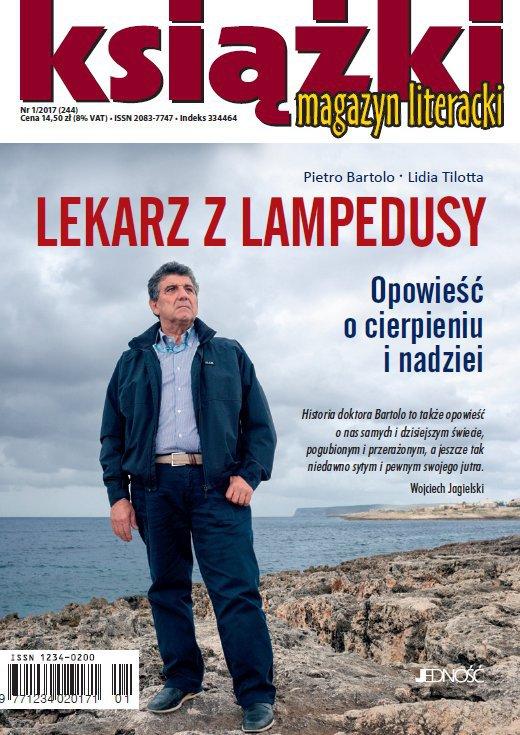 Magazyn Literacki KSIĄŻKI 1/2017 - Ebook (Książka PDF) do pobrania w formacie PDF