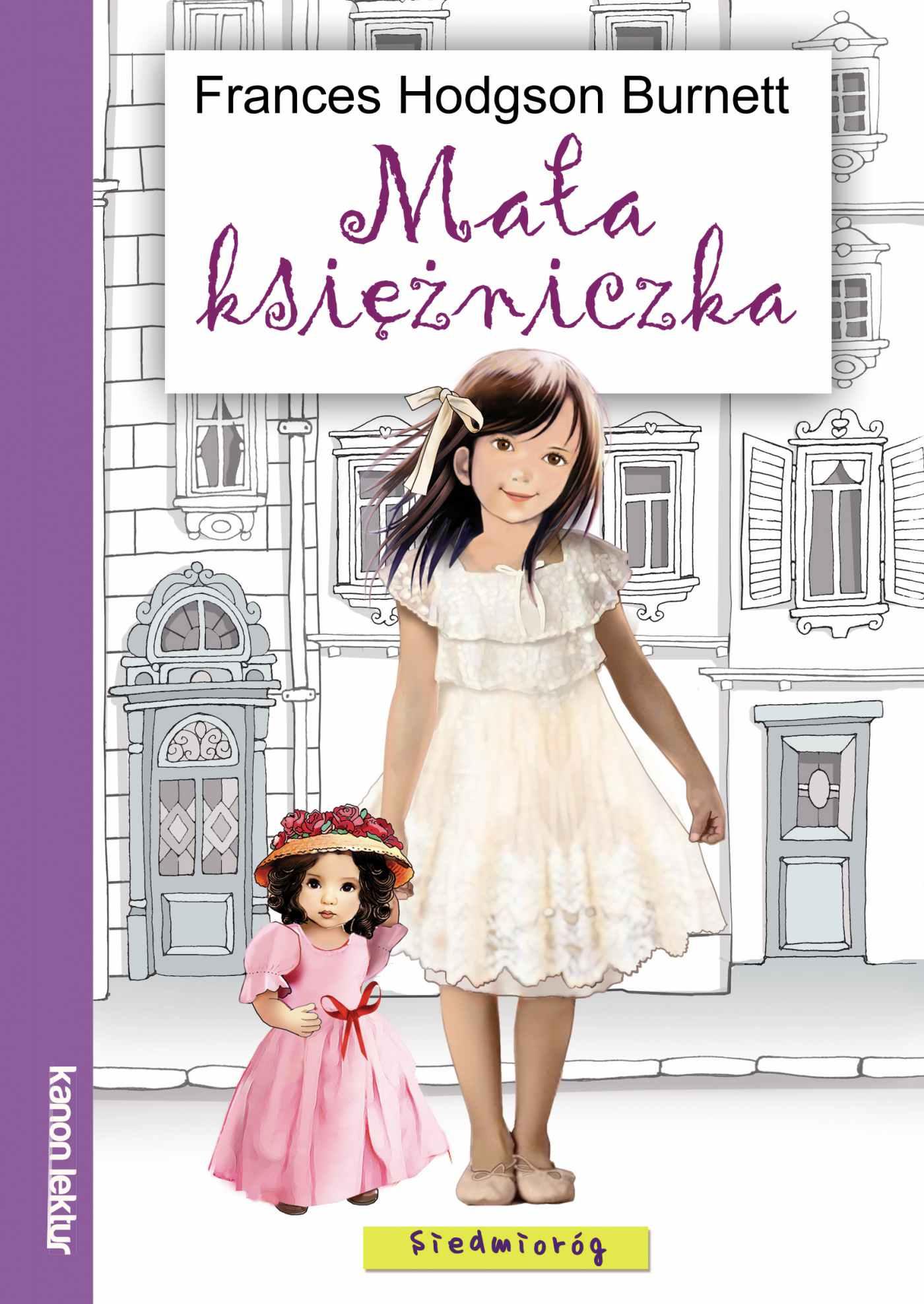 Mała księżniczka - Ebook (Książka EPUB) do pobrania w formacie EPUB
