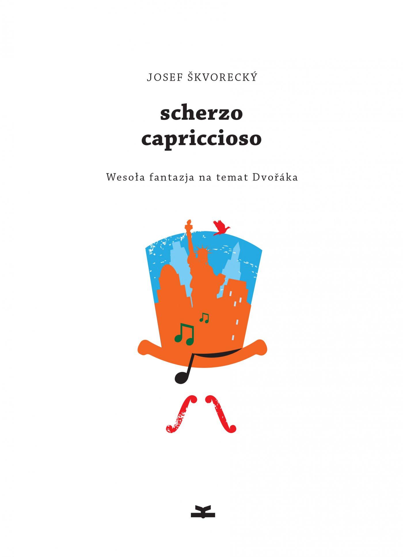 Scherzo capriccioso. Wesoła fantazja na temat Dvoraka - Ebook (Książka EPUB) do pobrania w formacie EPUB
