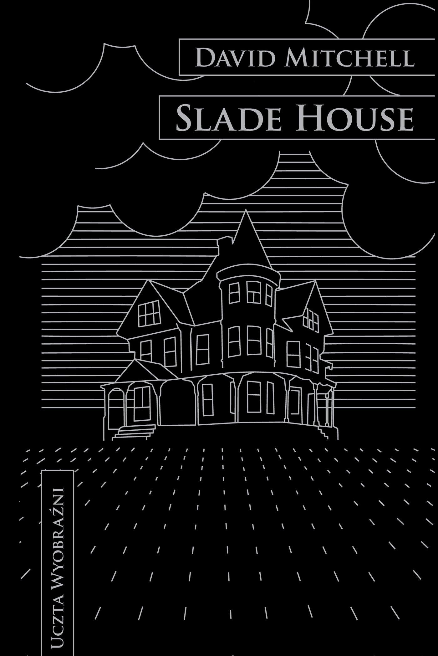 Slade House - Ebook (Książka na Kindle) do pobrania w formacie MOBI