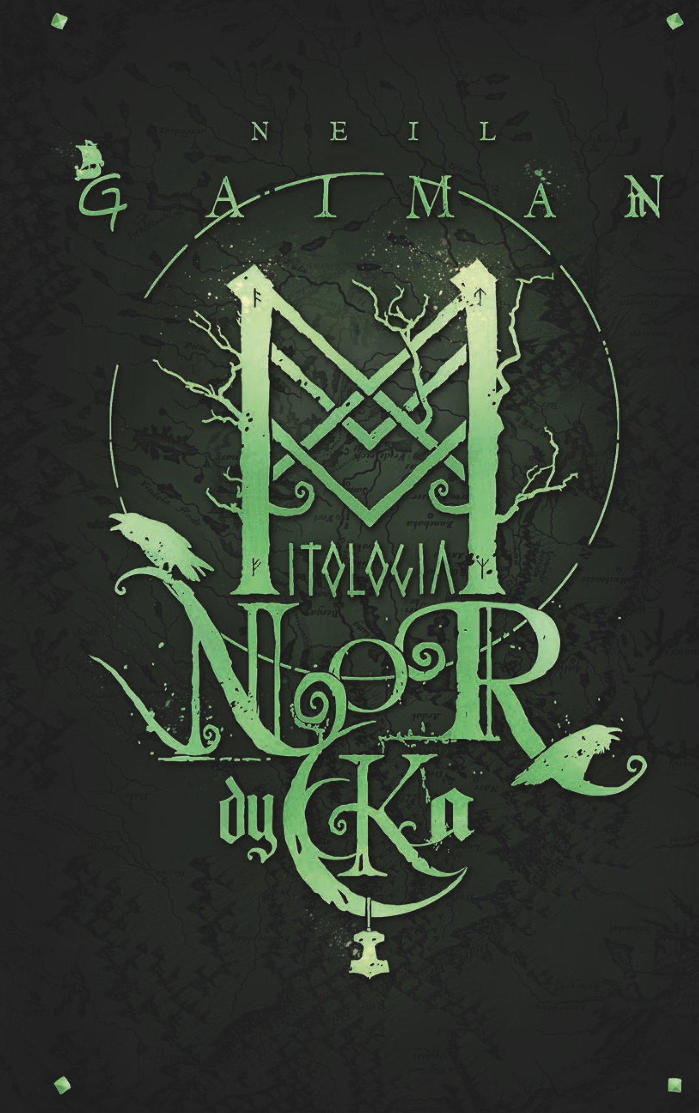 Mitologia nordycka - Ebook (Książka na Kindle) do pobrania w formacie MOBI