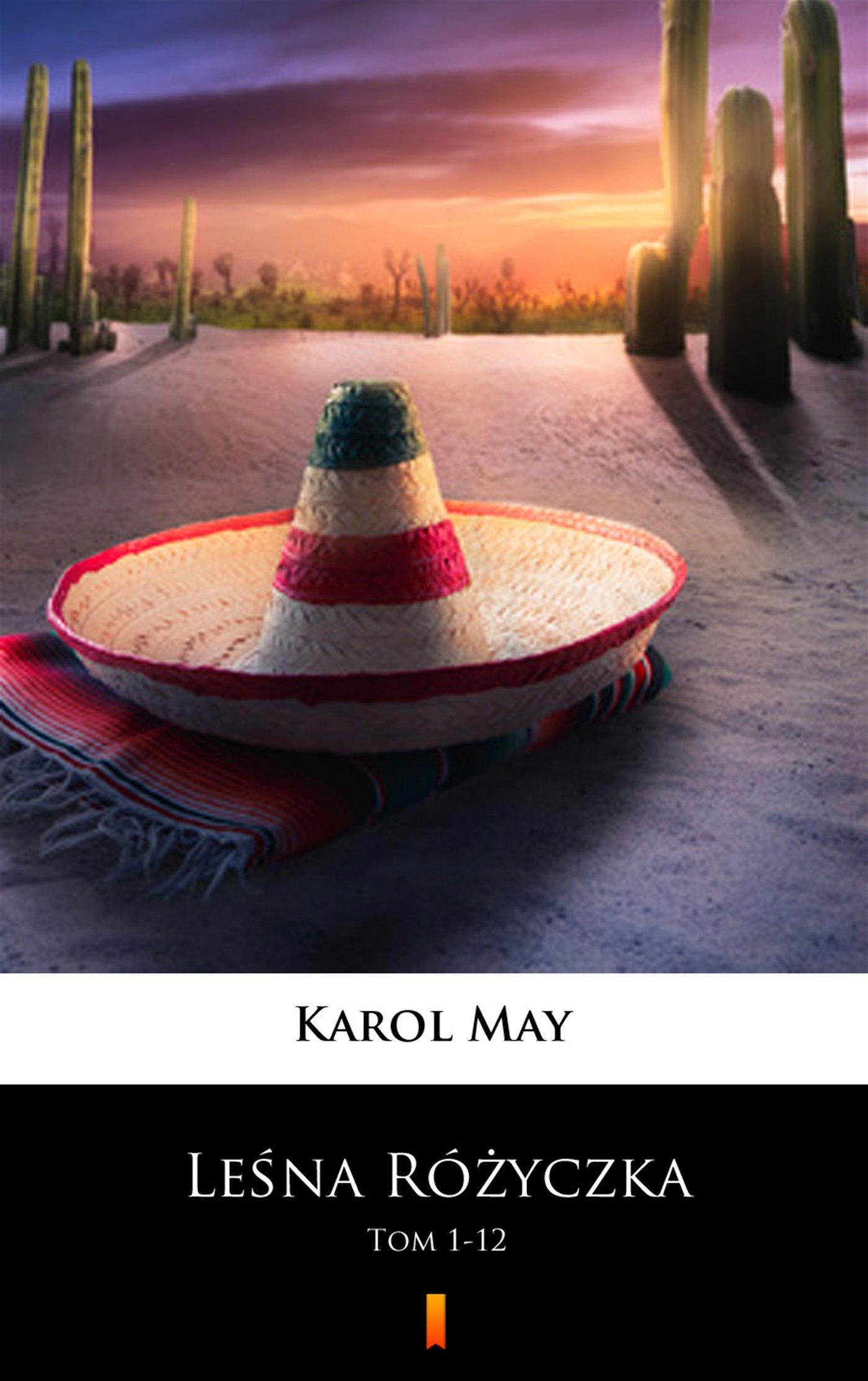 Leśna Różyczka. Tom 1-12 - Ebook (Książka na Kindle) do pobrania w formacie MOBI