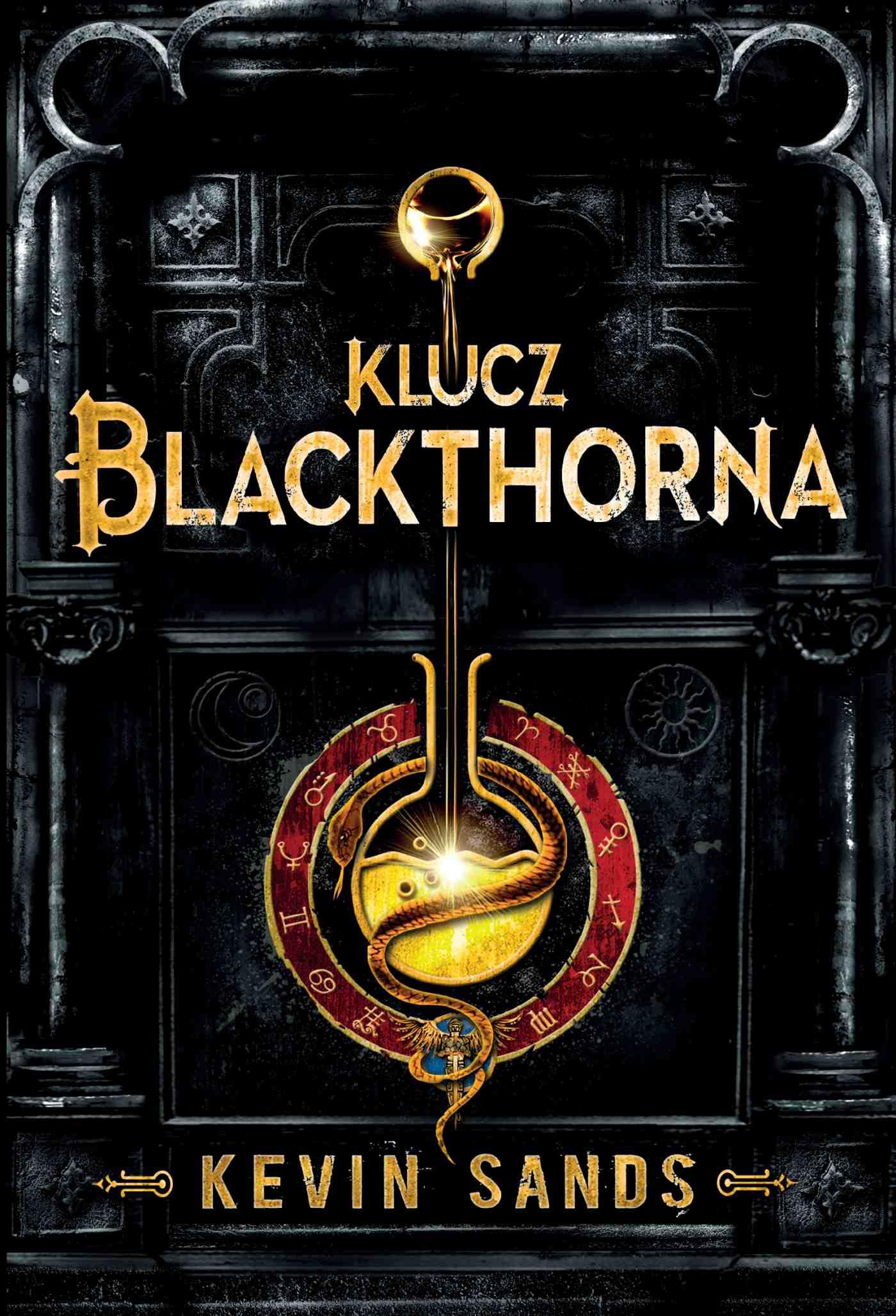 Klucz Blackthorna - Ebook (Książka na Kindle) do pobrania w formacie MOBI