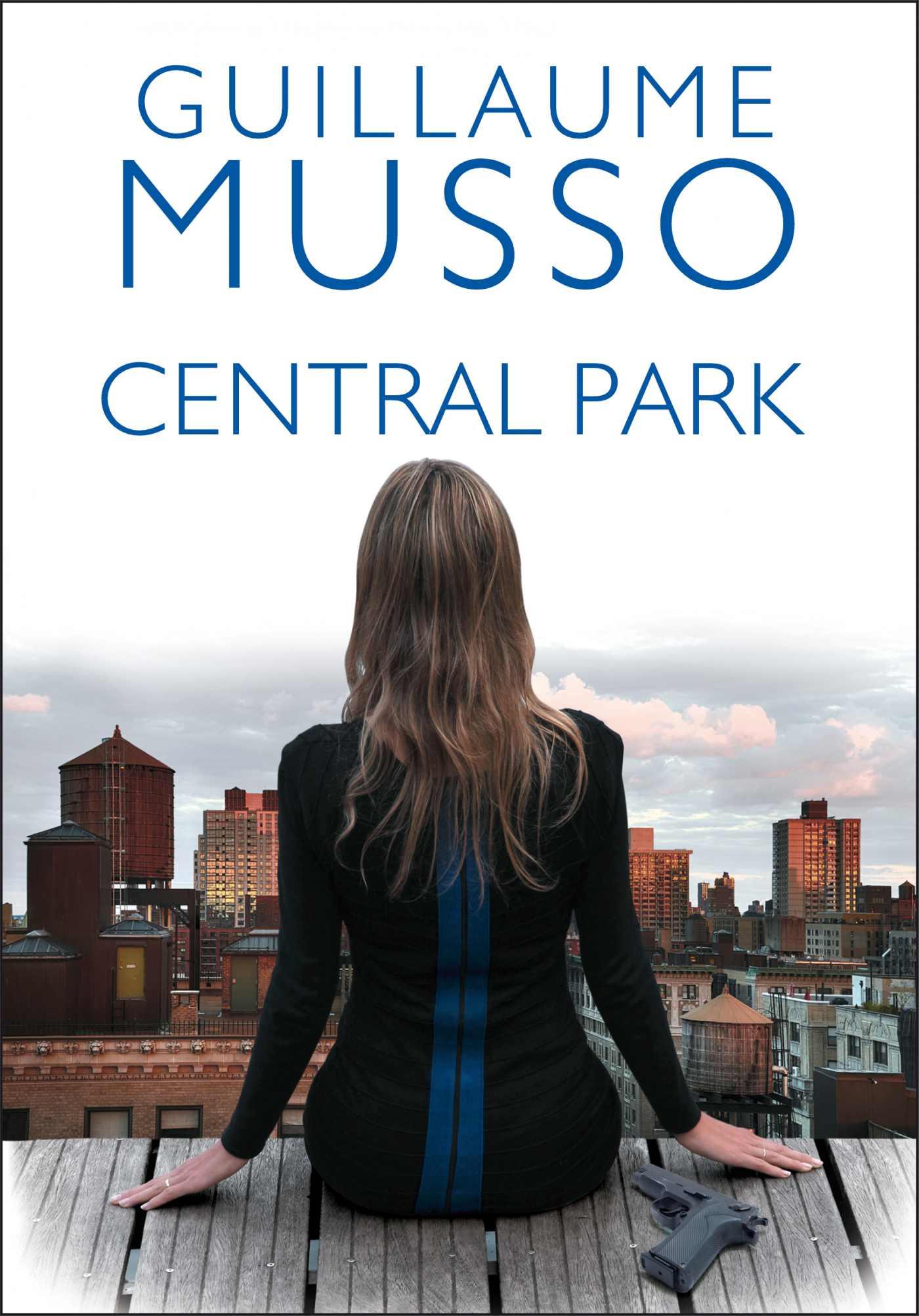 Central park - Ebook (Książka EPUB) do pobrania w formacie EPUB