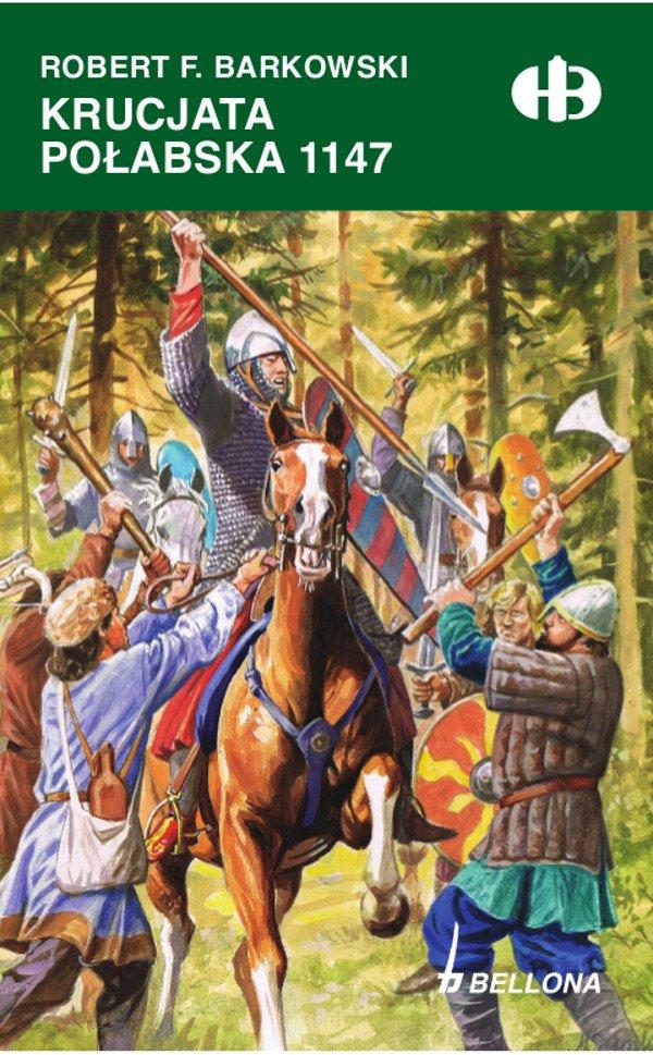 Krucjata połabska 1147 - Ebook (Książka na Kindle) do pobrania w formacie MOBI