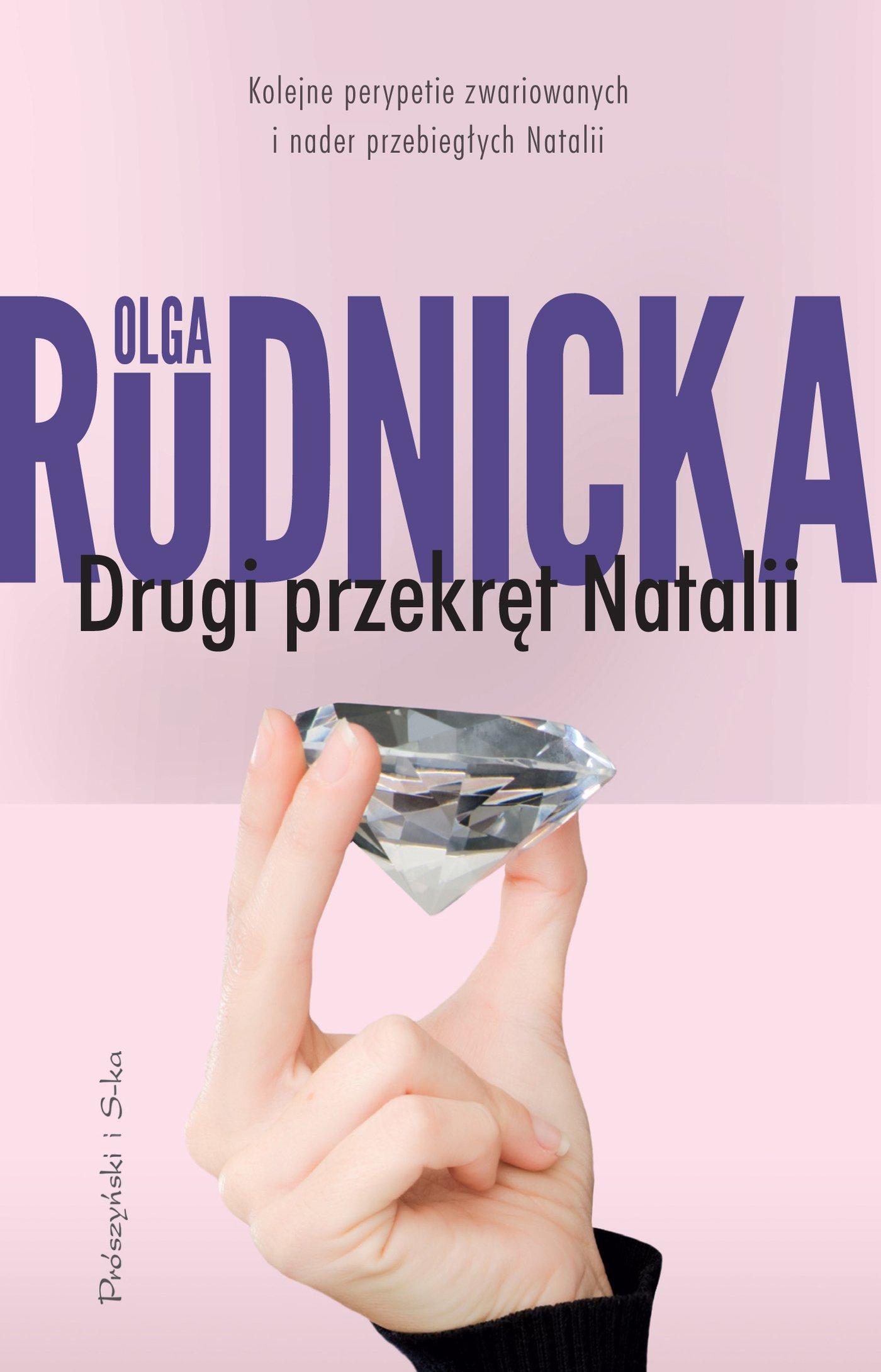 Drugi przekręt Natalii - Ebook (Książka na Kindle) do pobrania w formacie MOBI