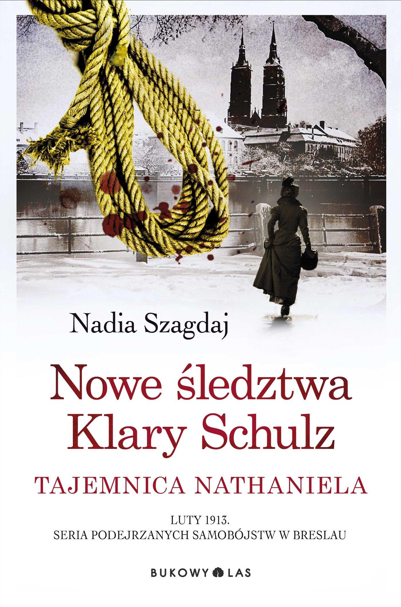 Nowe śledztwa Klary Schulz. Tajemnica Nathaniela - Ebook (Książka na Kindle) do pobrania w formacie MOBI