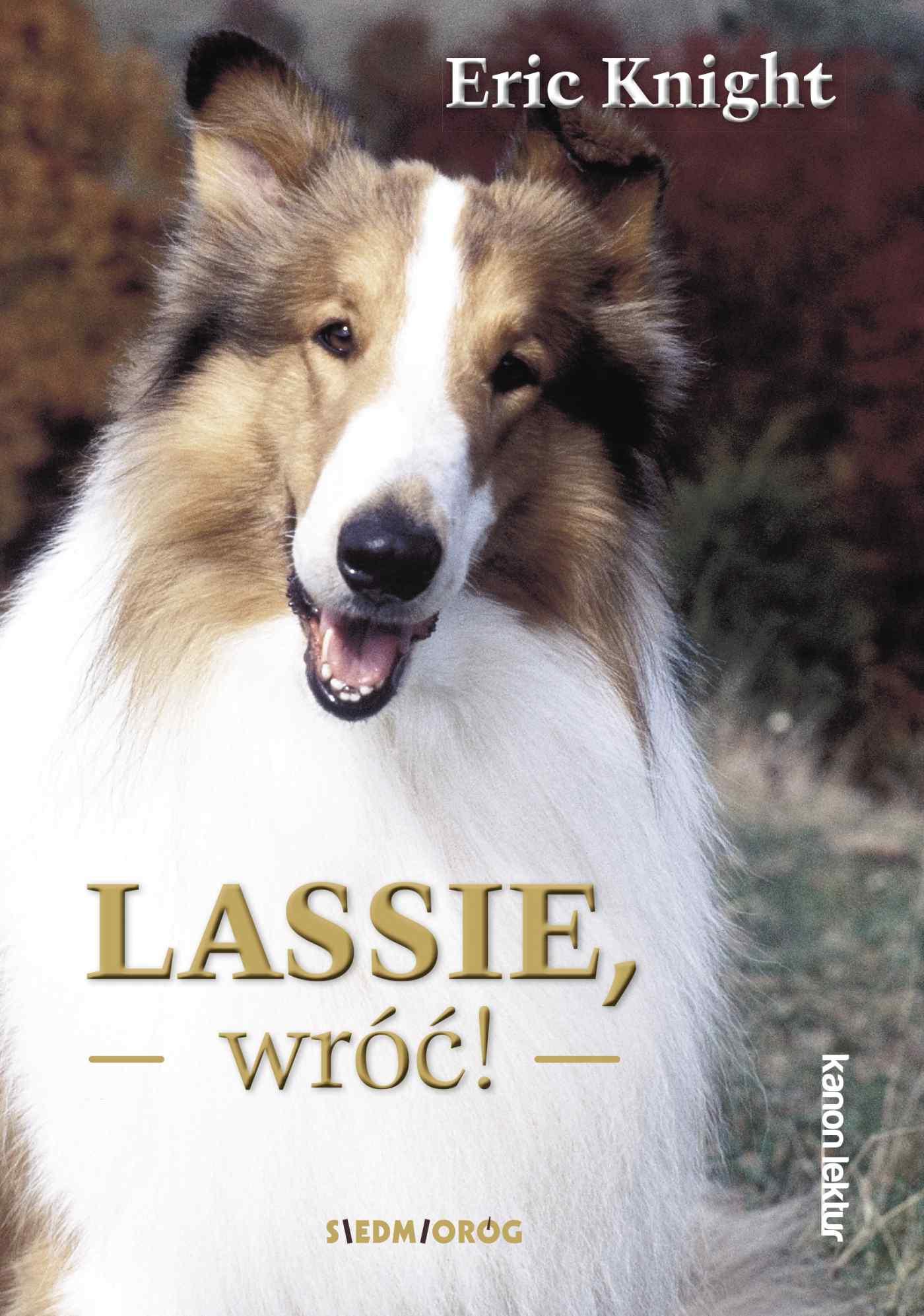 Lassie,wróć! - Ebook (Książka na Kindle) do pobrania w formacie MOBI