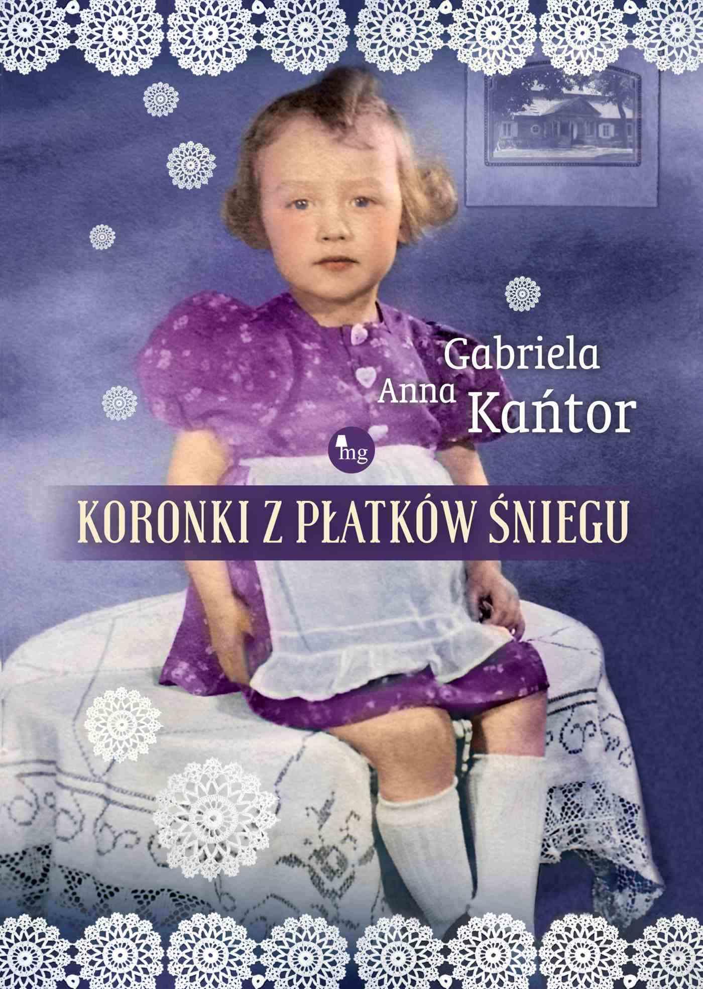Koronki z płatków śniegu - Ebook (Książka na Kindle) do pobrania w formacie MOBI
