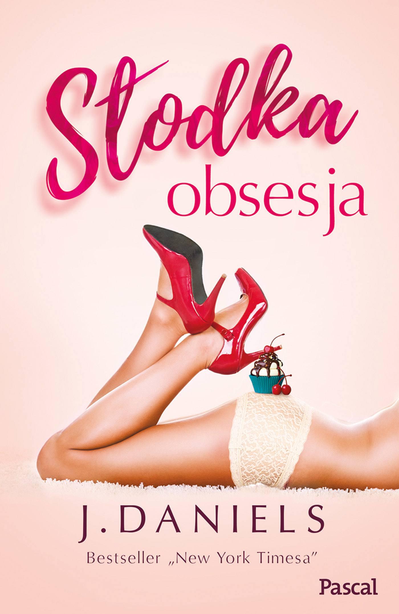 Słodka obsesja - Ebook (Książka na Kindle) do pobrania w formacie MOBI