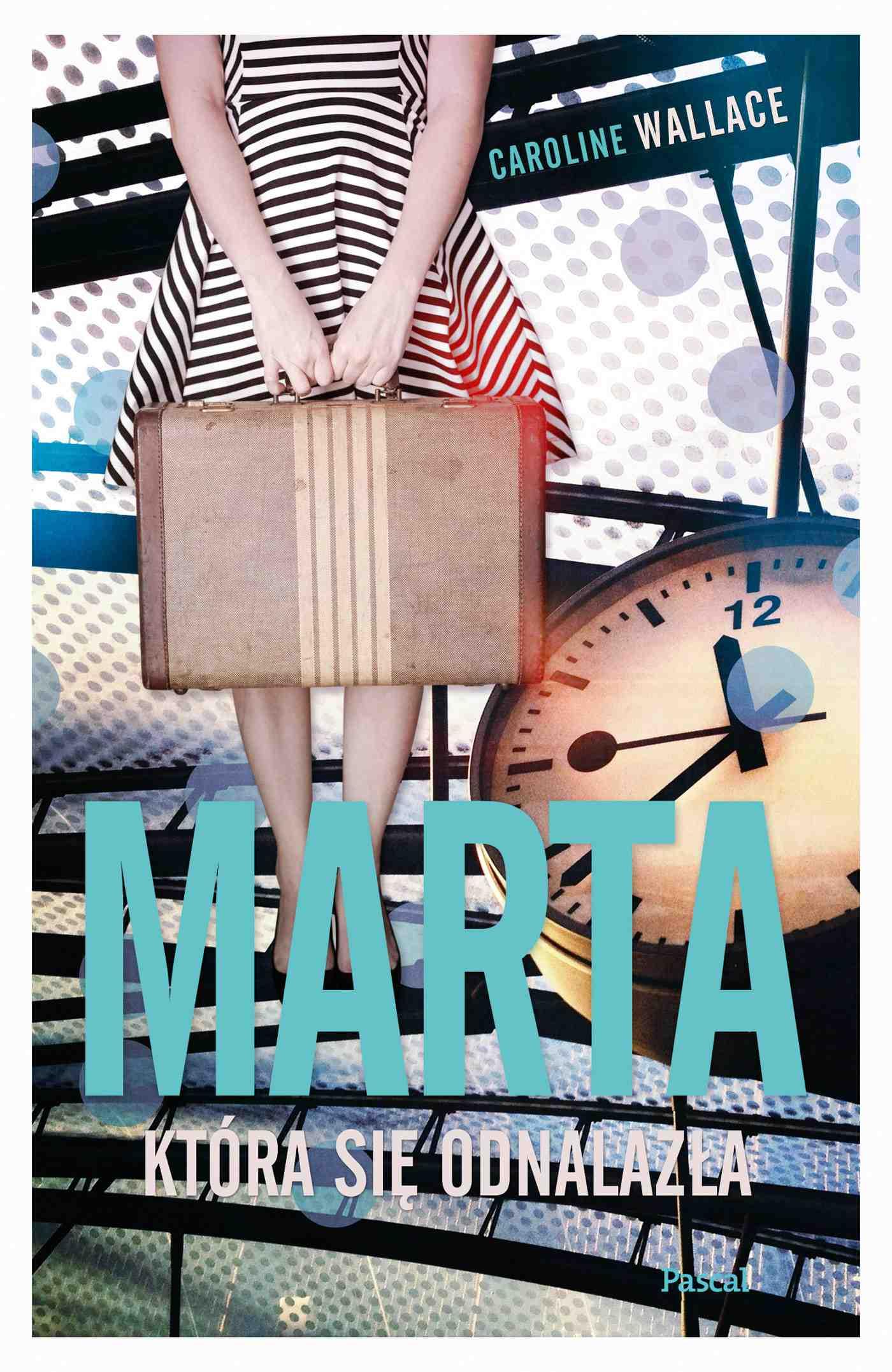 Marta, która sie odnalazła - Ebook (Książka EPUB) do pobrania w formacie EPUB
