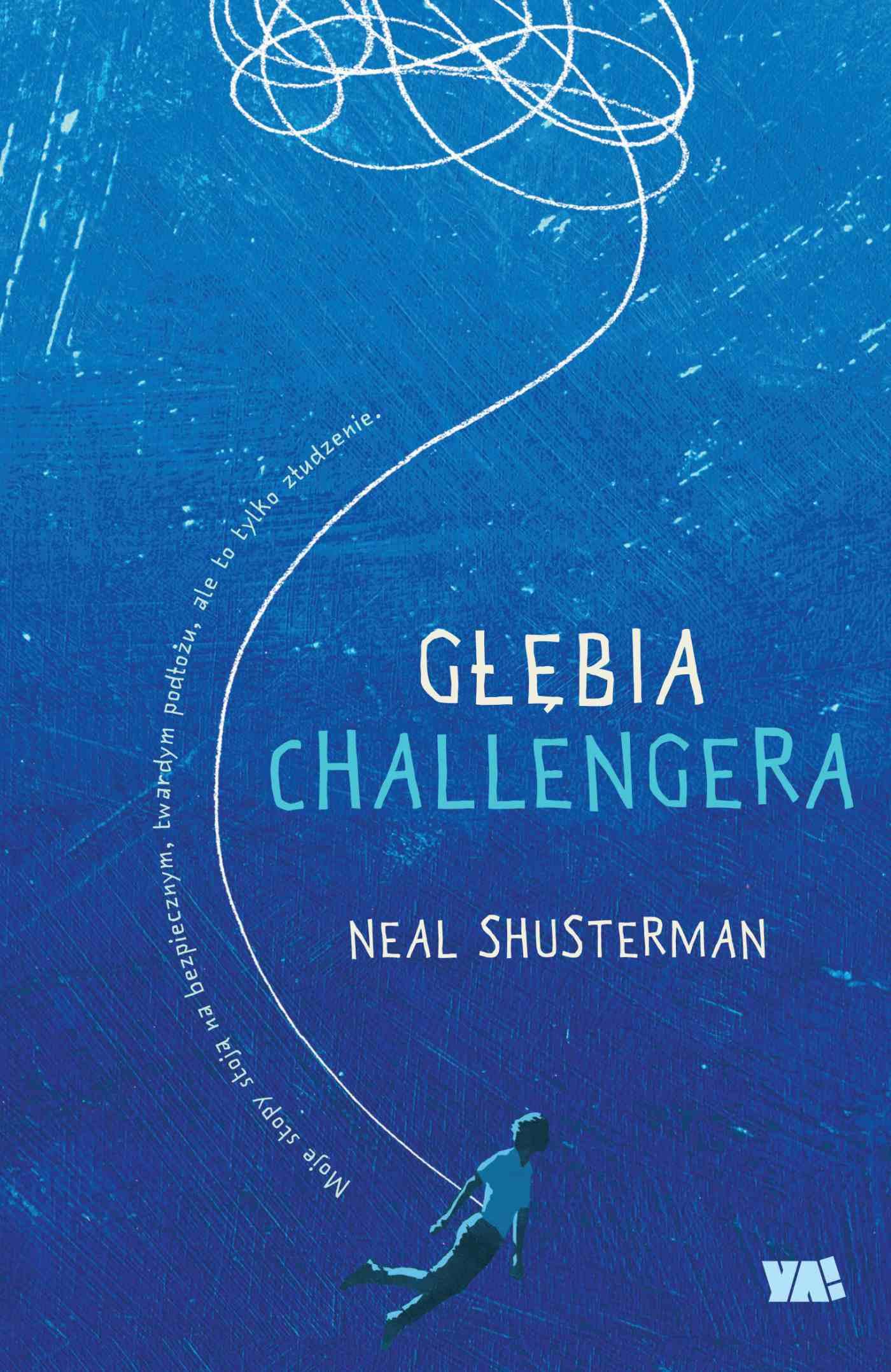 Głębia Challengera - Ebook (Książka na Kindle) do pobrania w formacie MOBI