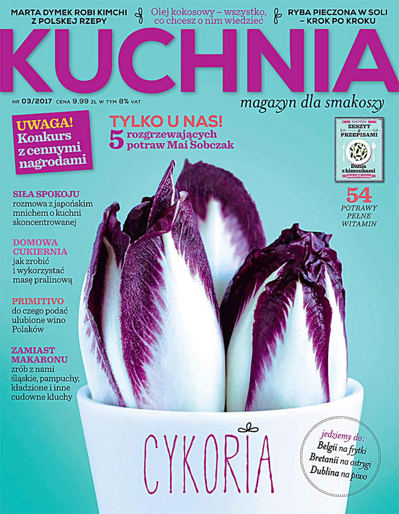 Kuchnia 3/2017 - Ebook (Książka PDF) do pobrania w formacie PDF