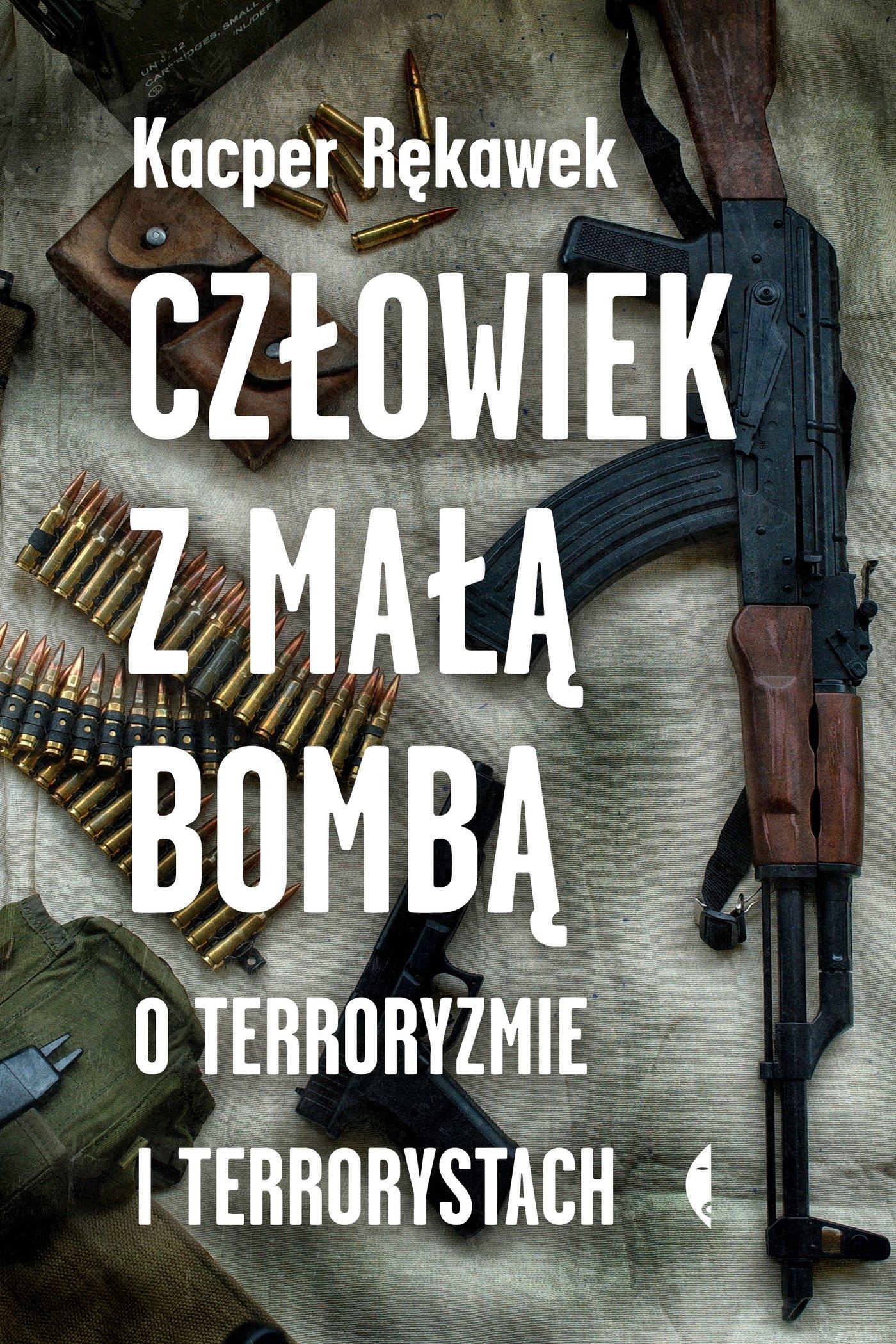 Człowiek z małą bombą - Ebook (Książka EPUB) do pobrania w formacie EPUB