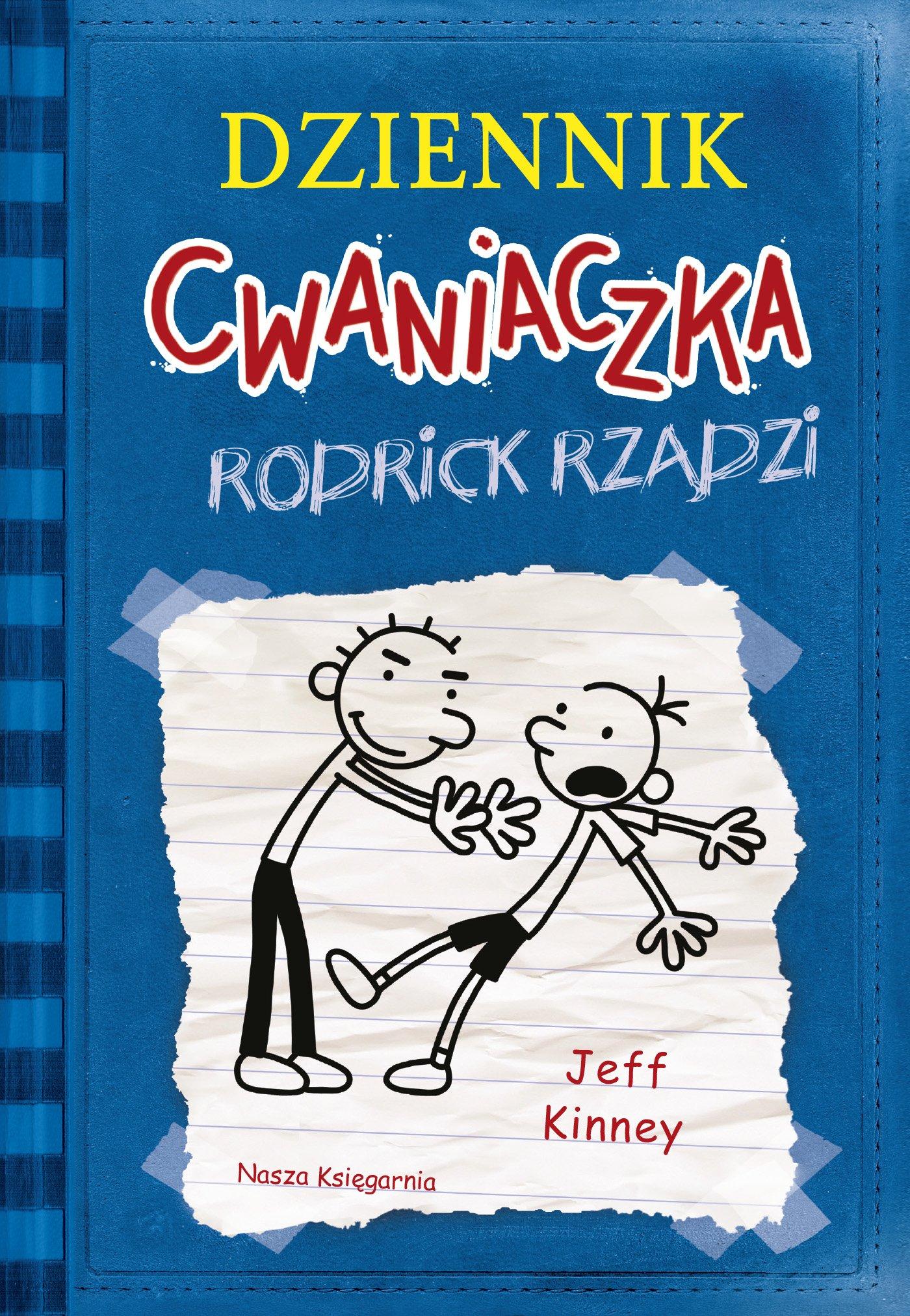 Dziennik Cwaniaczka 2 Rodrick rządzi - Ebook (Książka EPUB) do pobrania w formacie EPUB