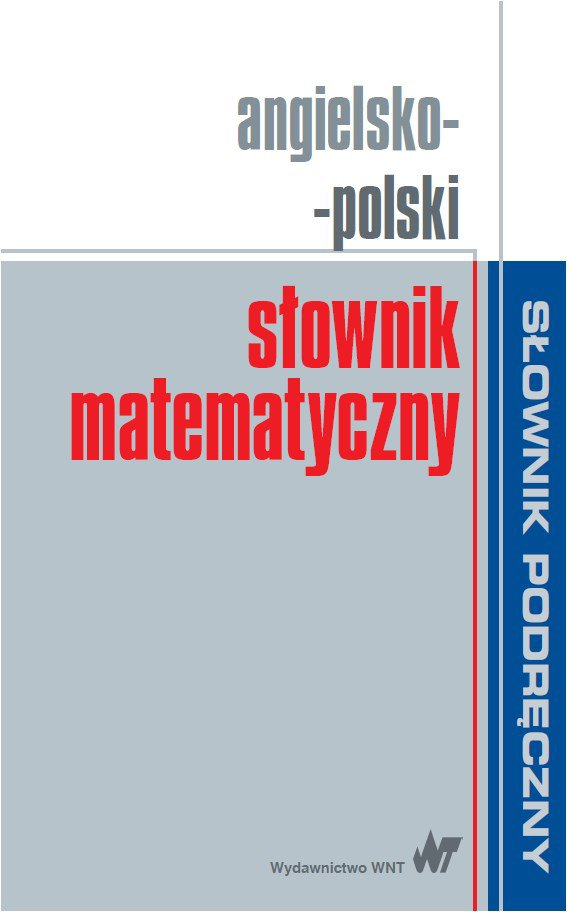 Angielsko-polski słownik matematyczny - Ebook (Książka PDF) do pobrania w formacie PDF