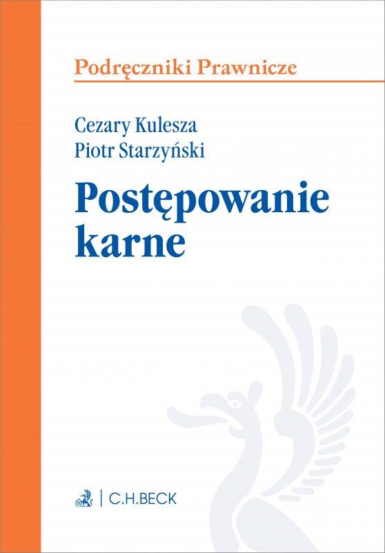 Postępowanie karne - Ebook (Książka PDF) do pobrania w formacie PDF